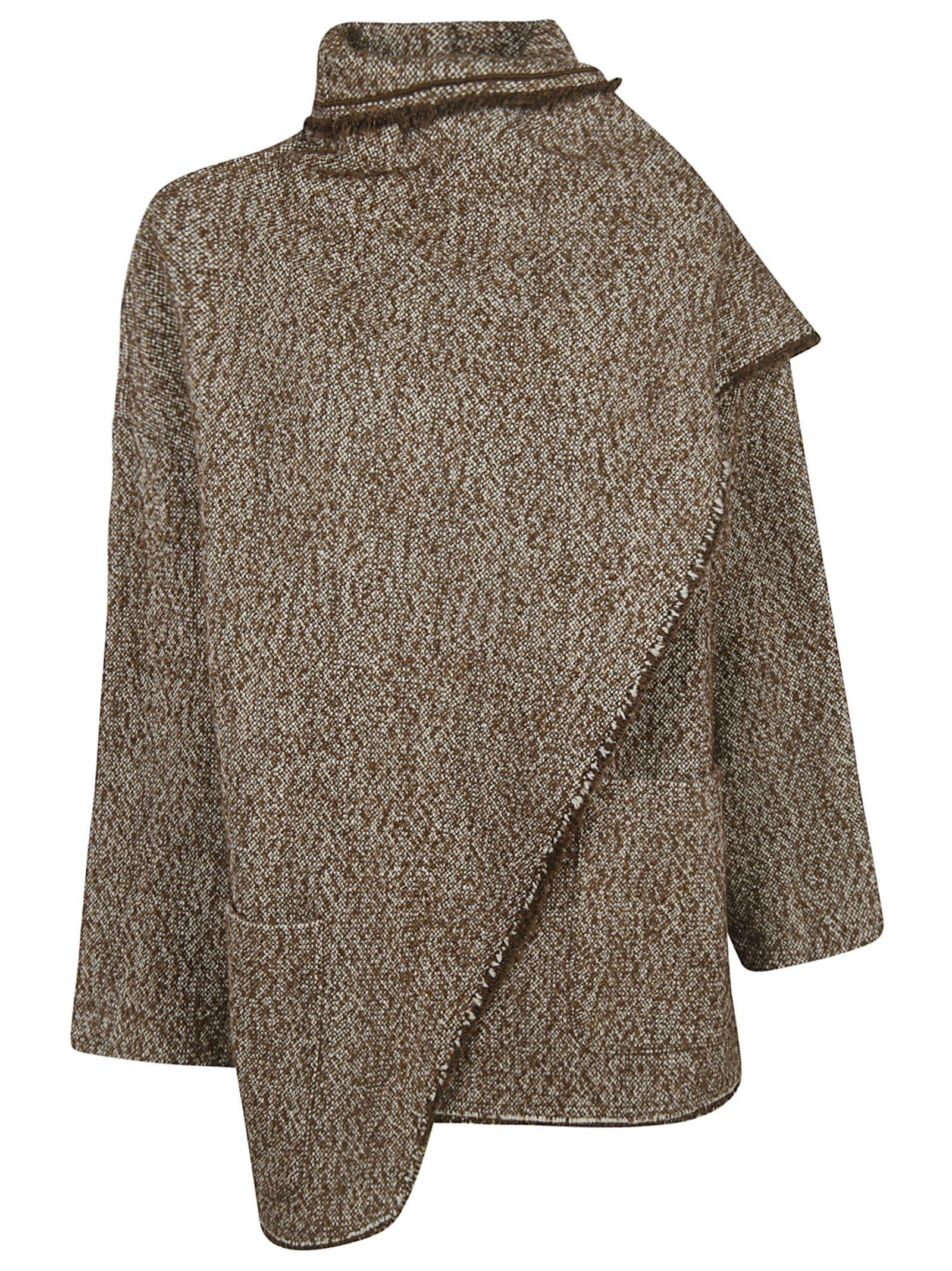 Isabel Marant Asymmetric Coat