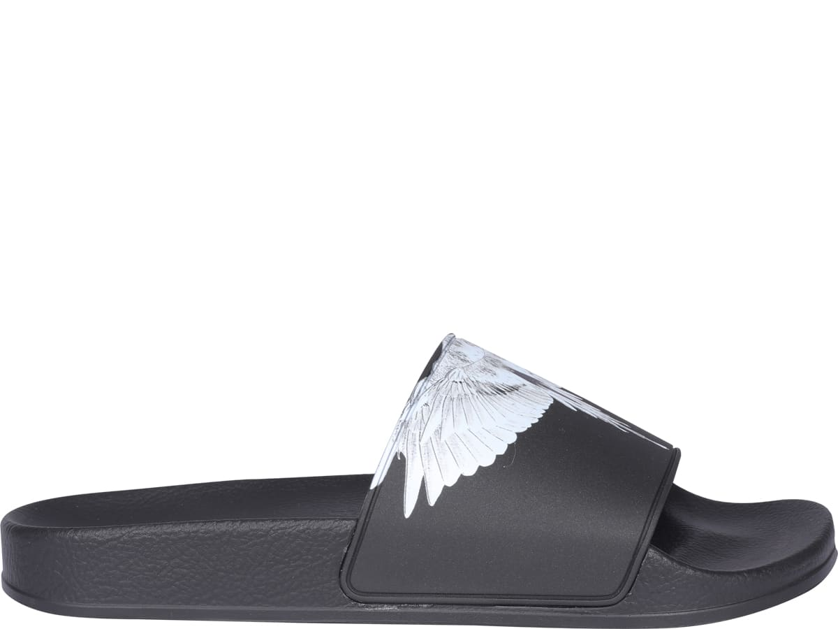 MARCELO BURLON COUNTY OF MILAN Slides WINGS SLIDERS