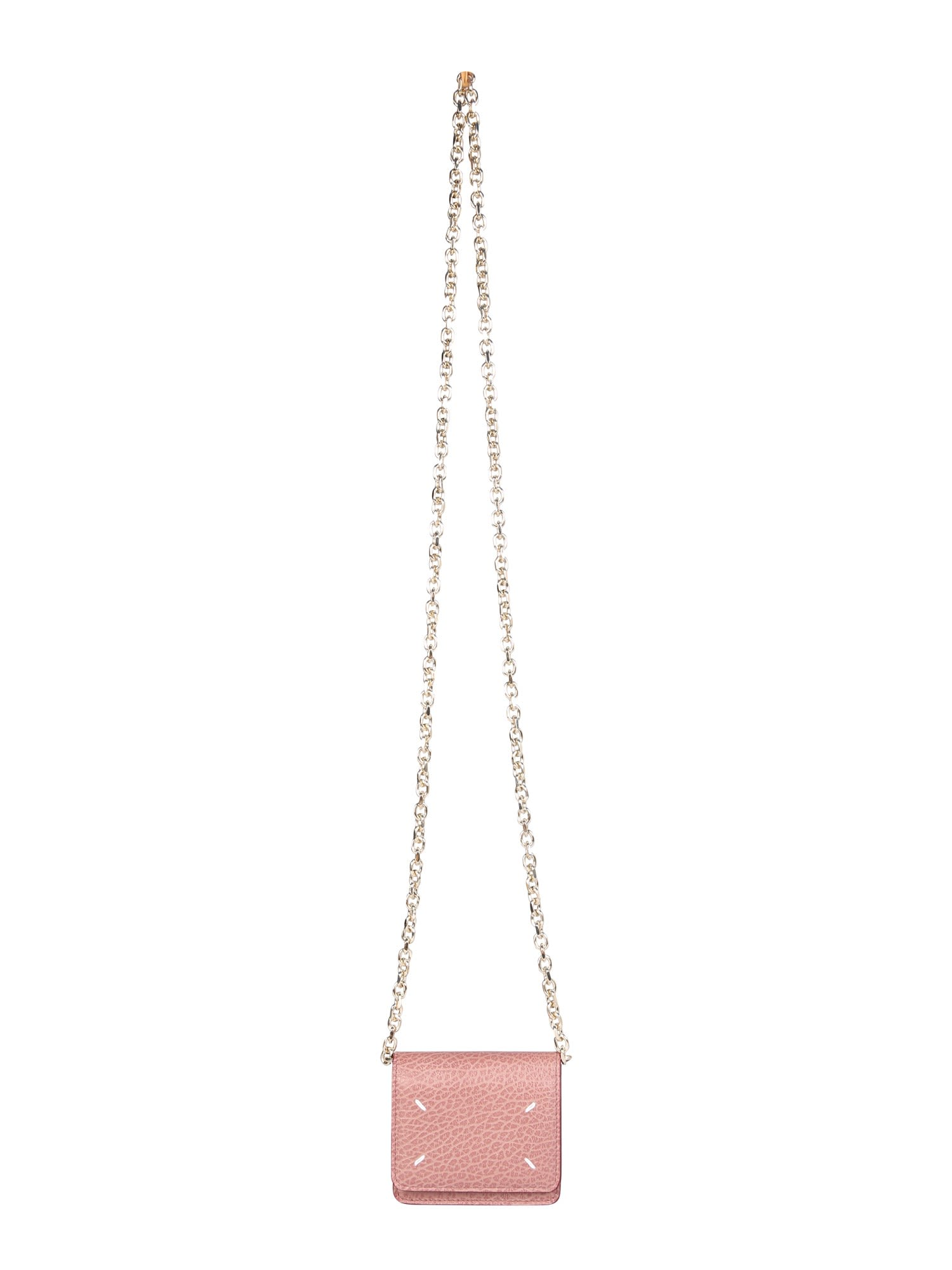 Maison Margiela SMALL WALLET WITH CHAIN