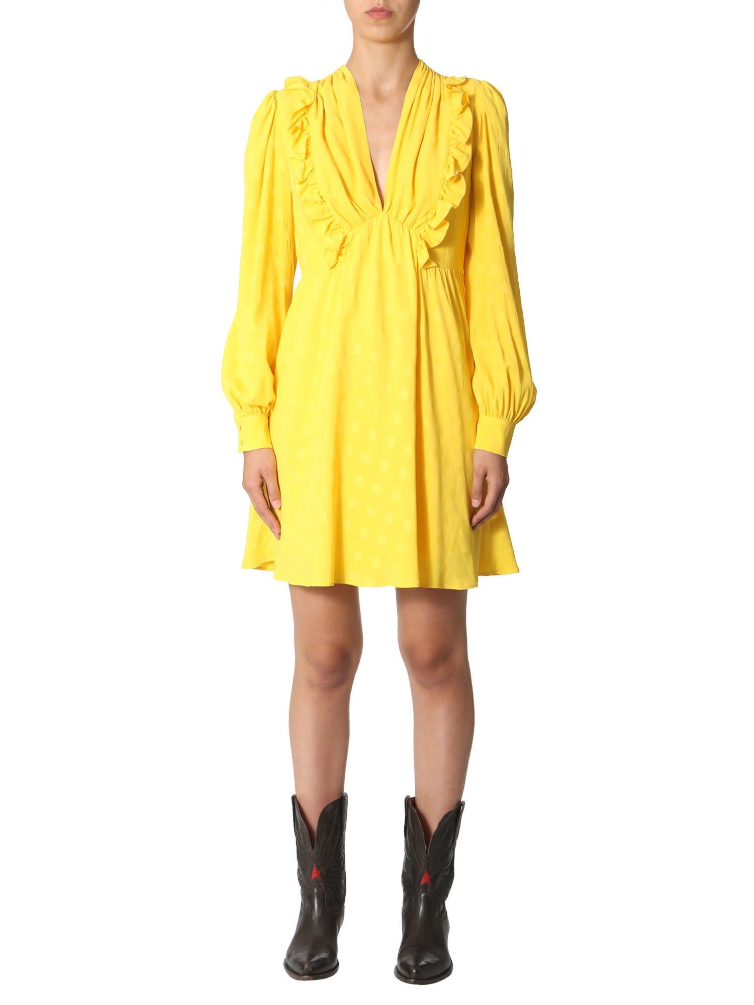 MSGM Polka Dots Dress