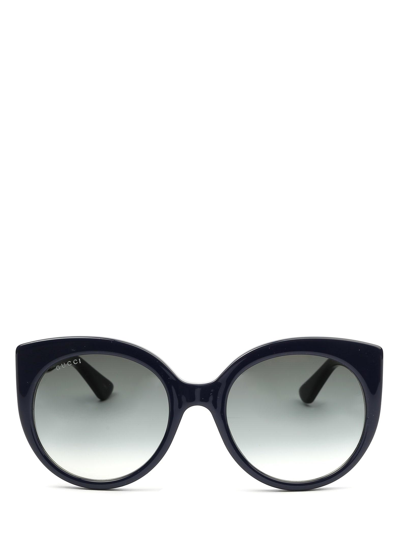 Gucci Gucci Gg0325s Blue Sunglasses