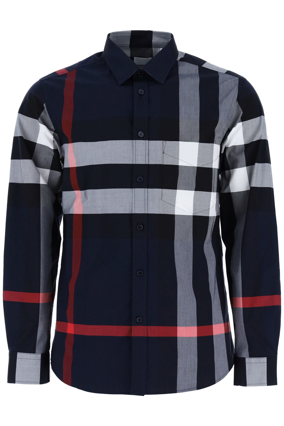 BURBERRY MAXI CHECK SHIRT