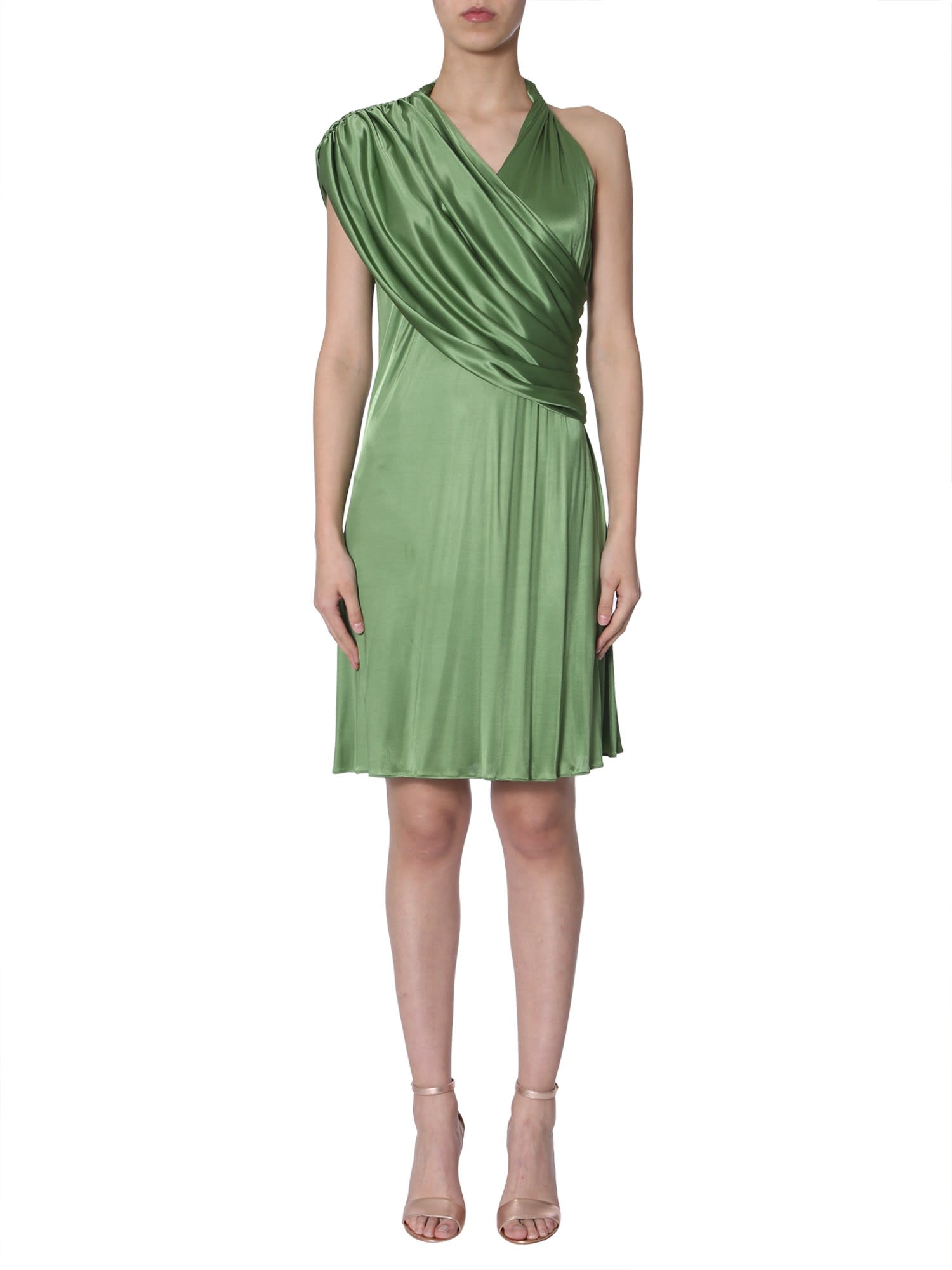 Buy Lanvin Mini Dress online, shop Lanvin with free shipping
