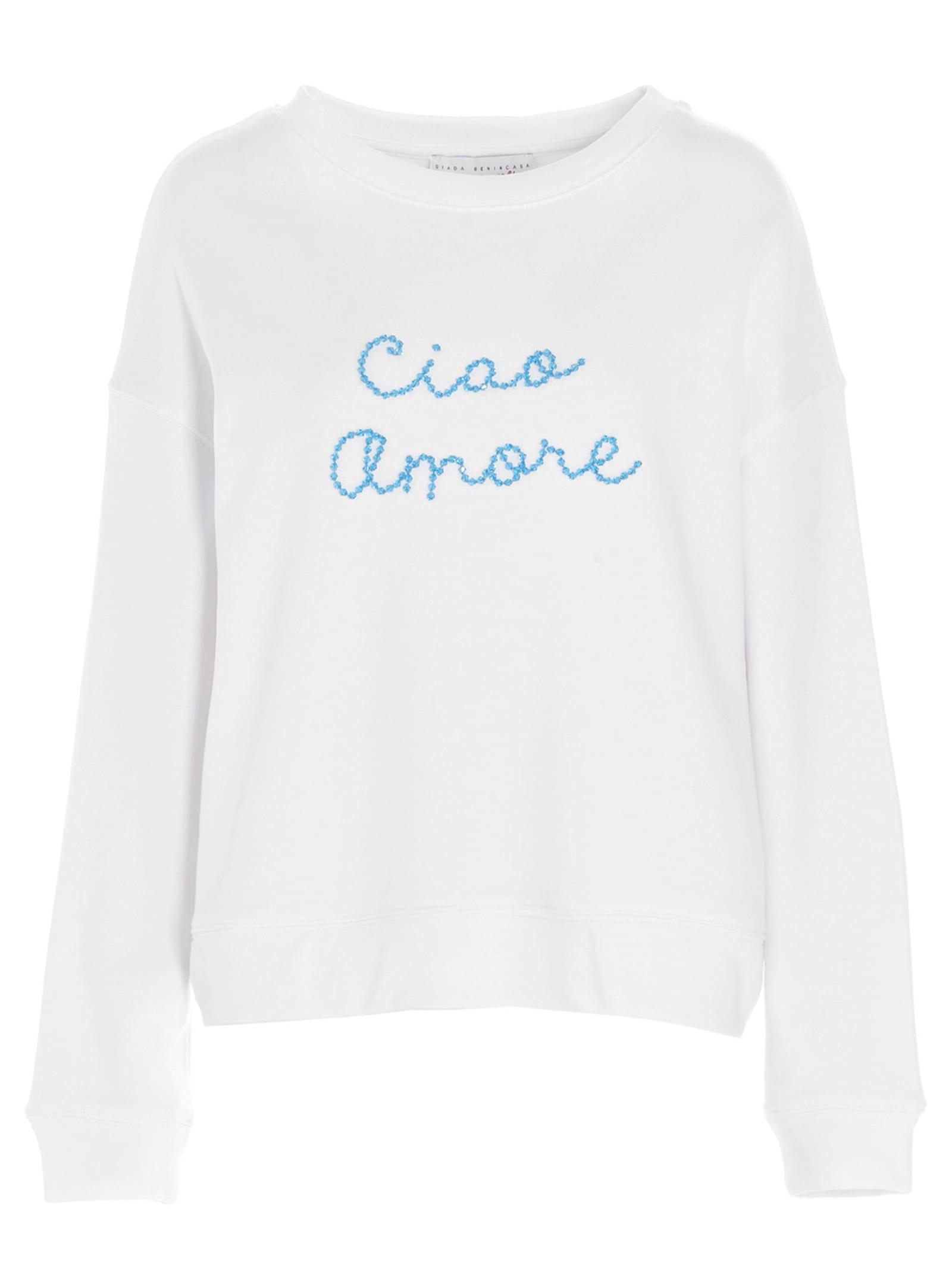 ciao Amore Sweatshirt