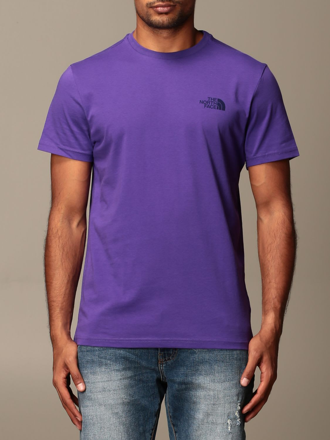 The North Face T-shirt T-shirt Men The North Face