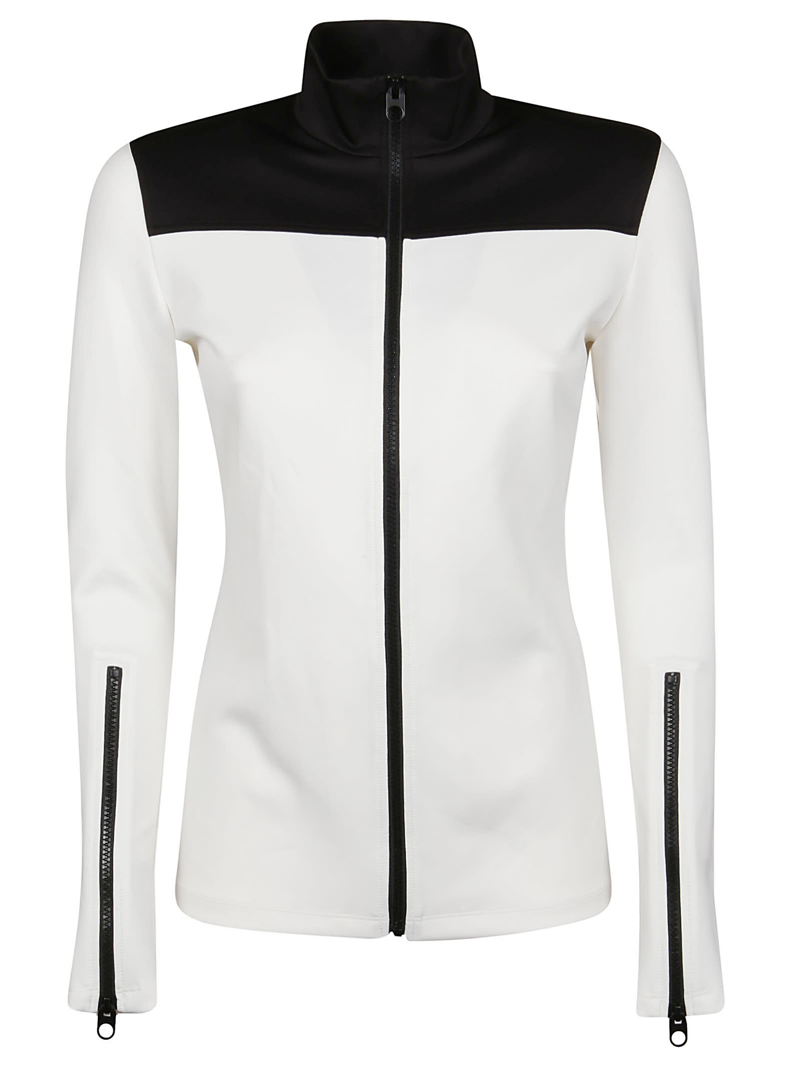 Proenza Schouler Colorblock Full Zip