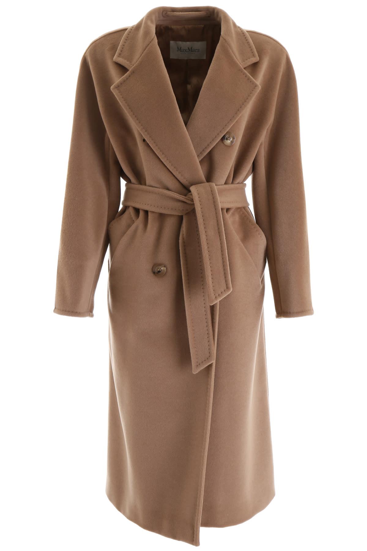 Max Mara Madame Double-breasted Coat