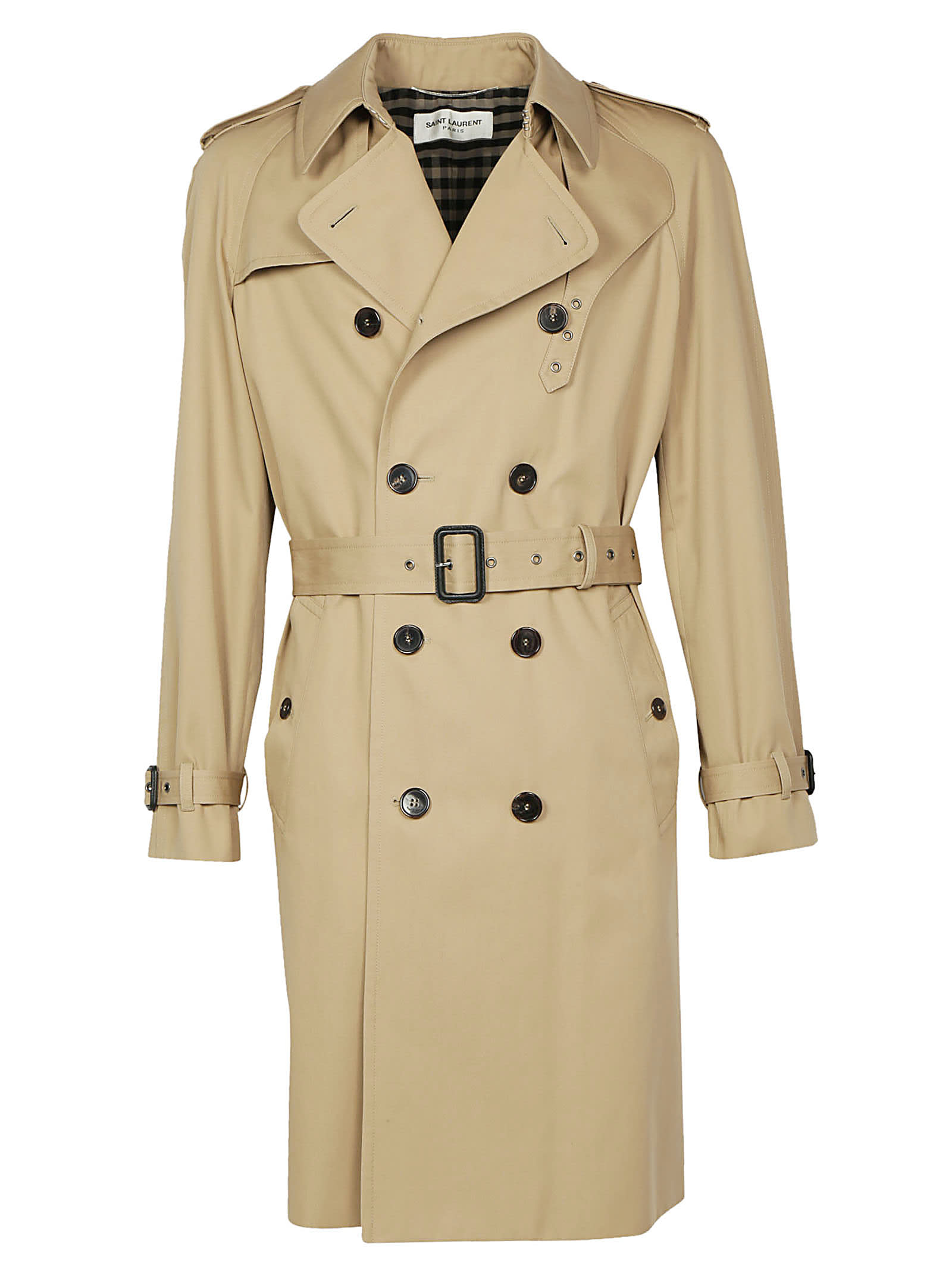 search for original online store ever popular Saint Laurent Trench Coat