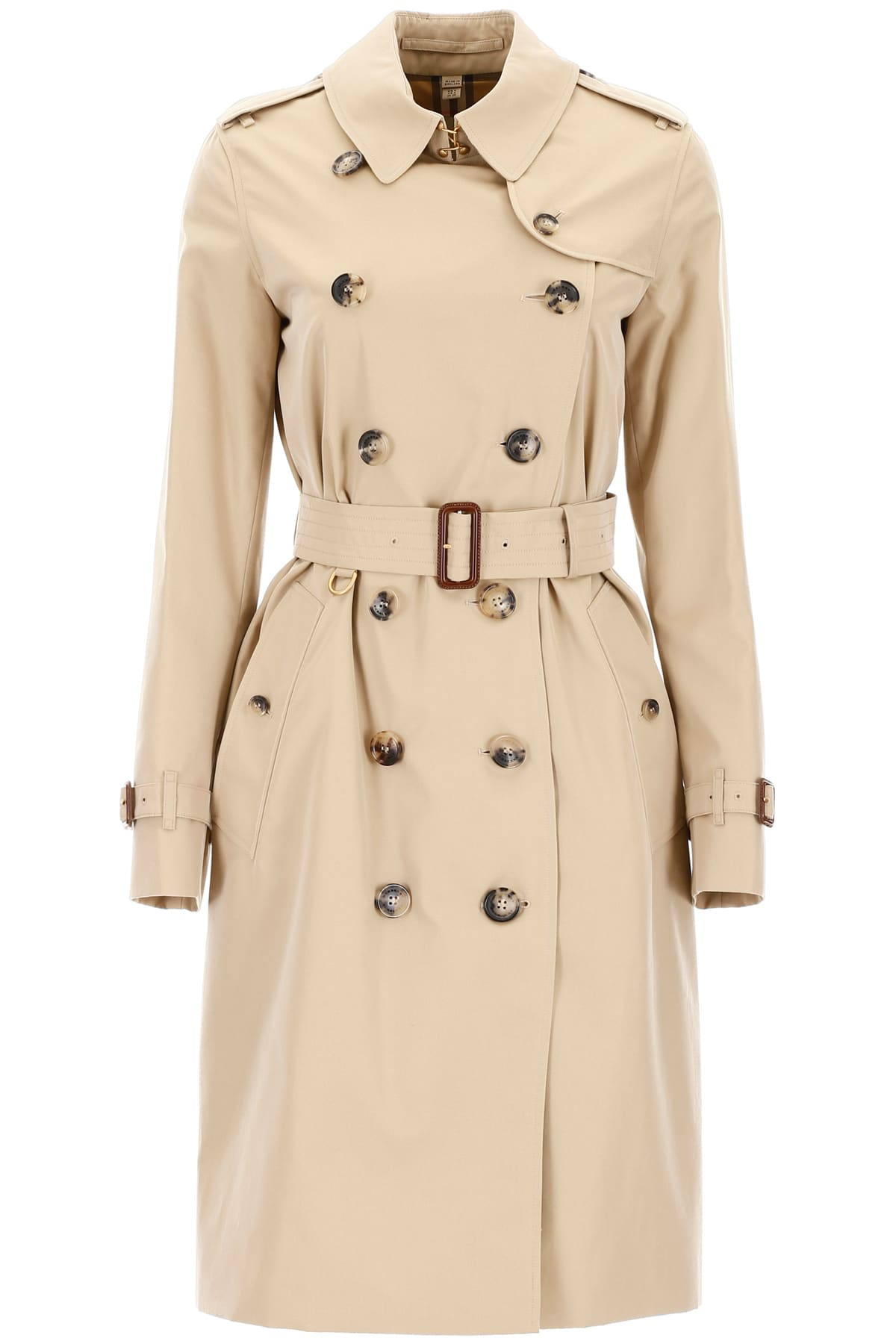 Burberry Long Kensington Trench Coat
