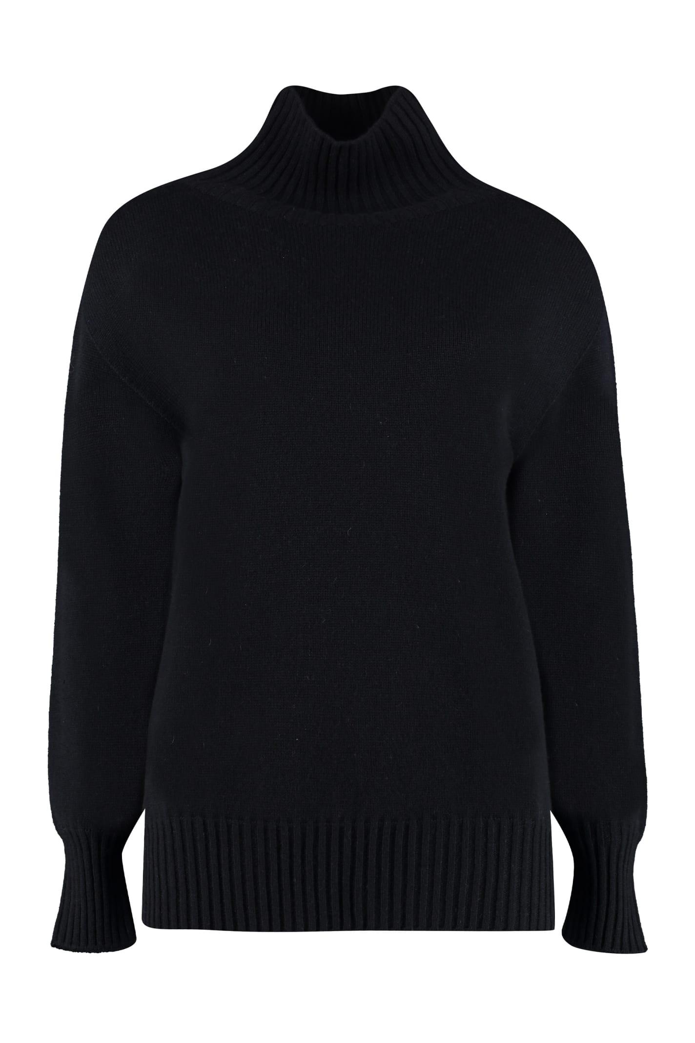 Gnomi Cashmere Turtleneck Sweater