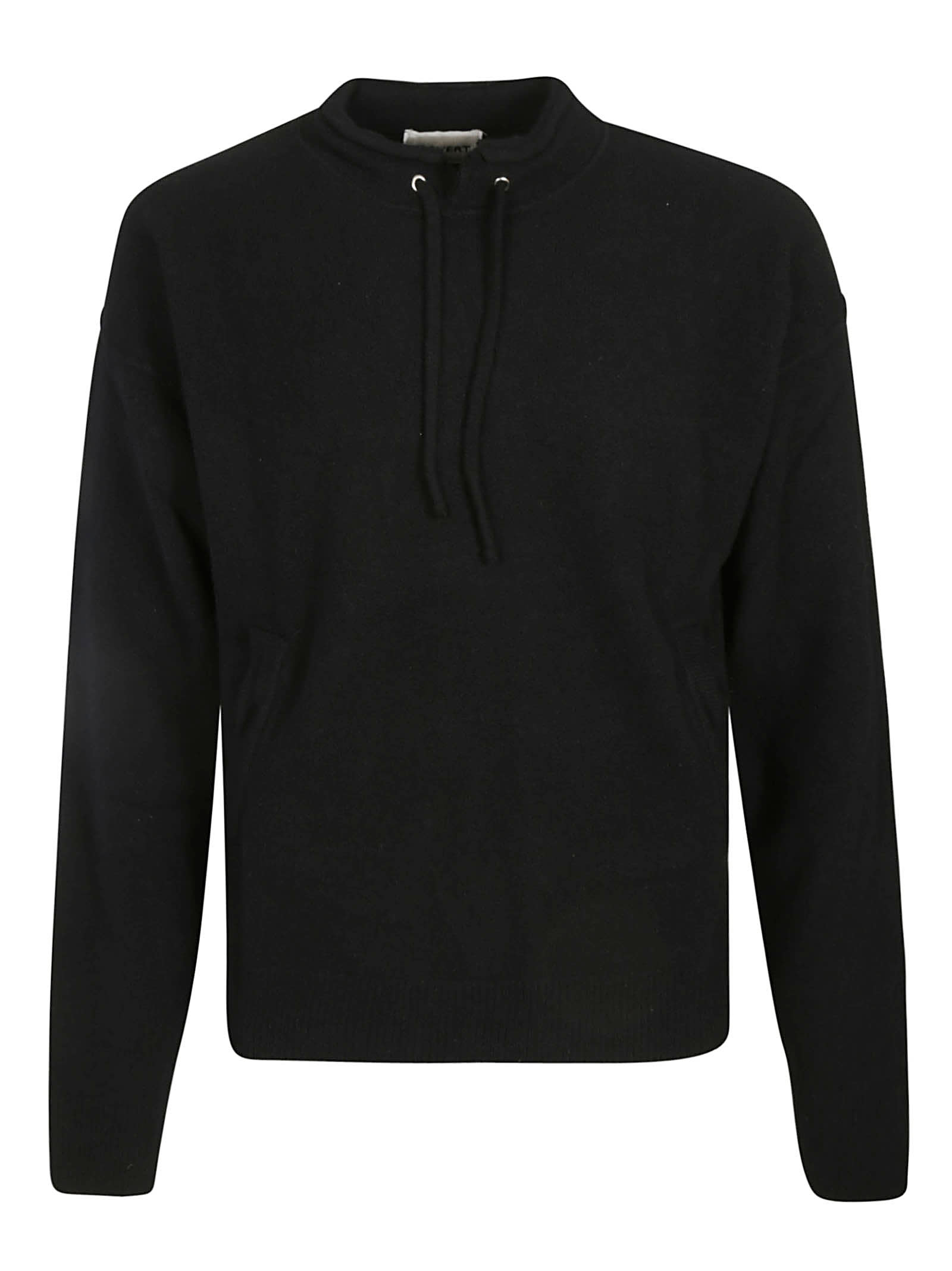 Coulisse Neck Sweater