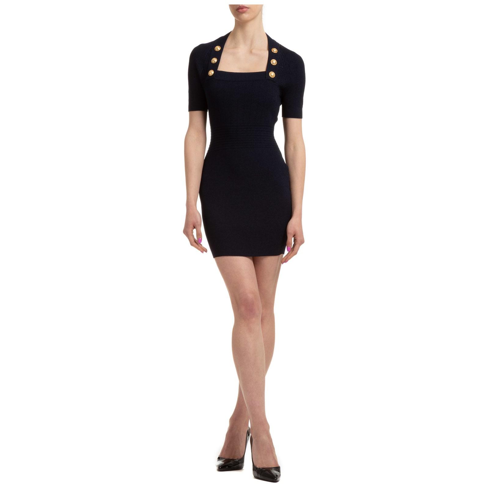 Balmain Soyona Mini Dress