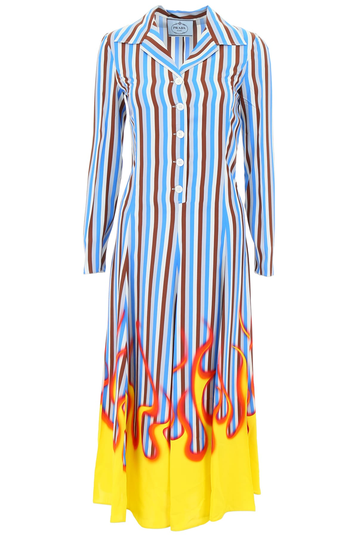 Prada Shirt Dress