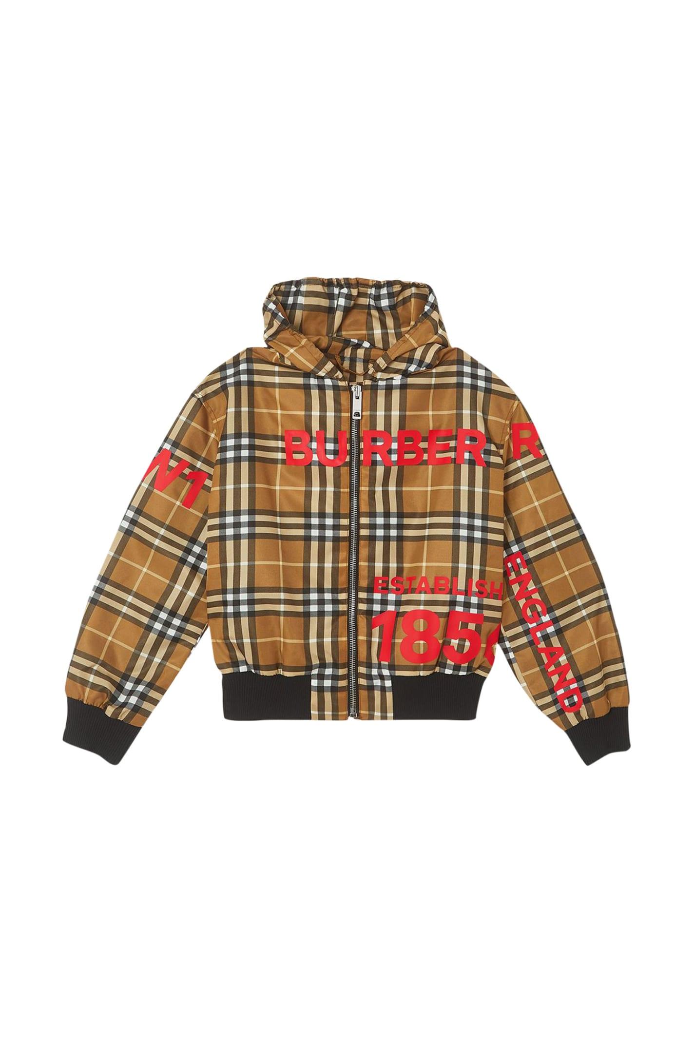 Burberry Kids Light Jacket