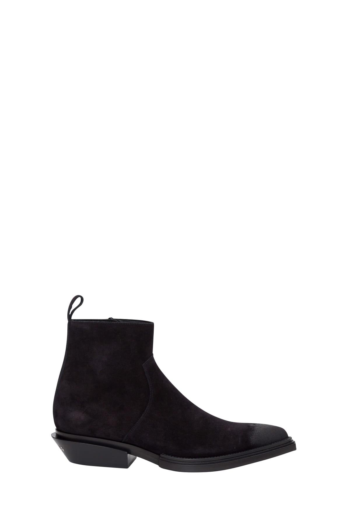 Balenciaga Satiago Western Boots