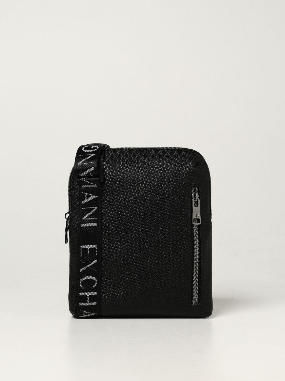 Armani Exchange Shoulder Bag Armani Exchange Bag In Synthetic Leather