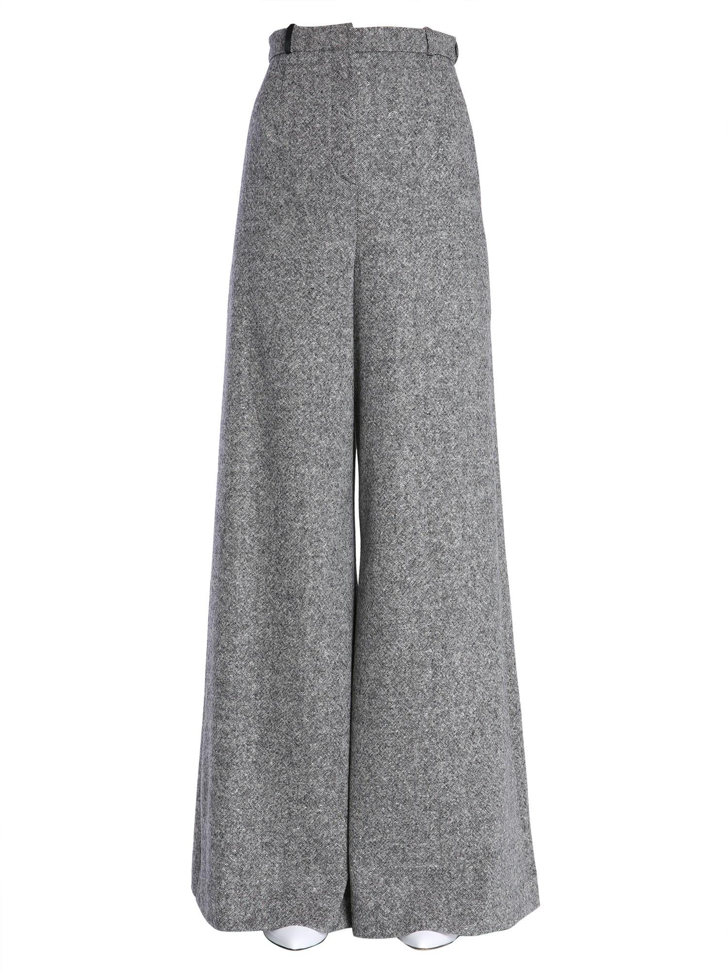 Lanvin Wide Trousers