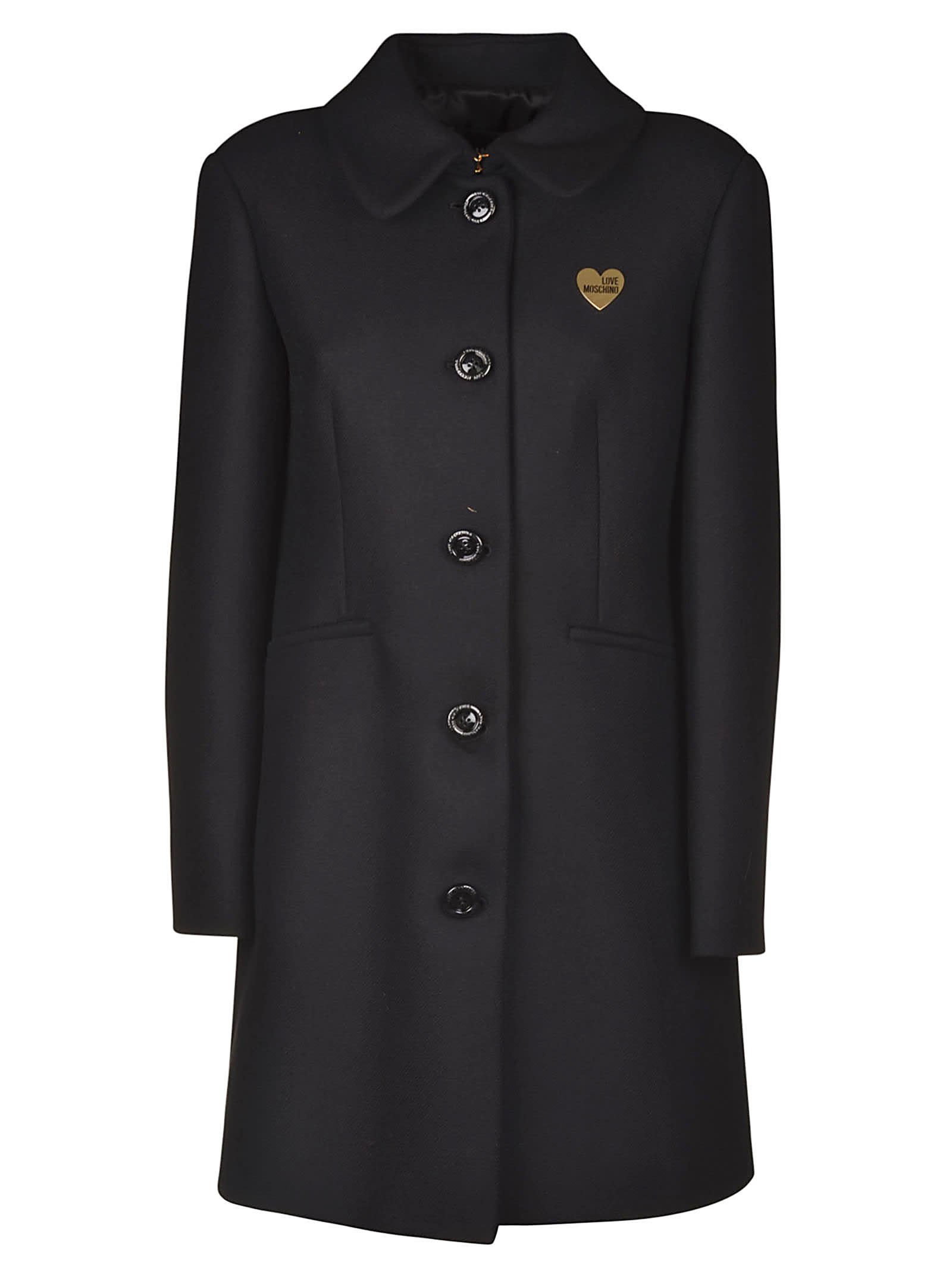 Love Moschino Heart Coat