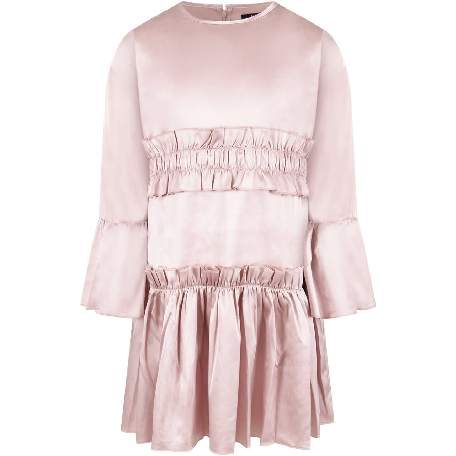Owa Yurika Pink phoebe Girl Dress