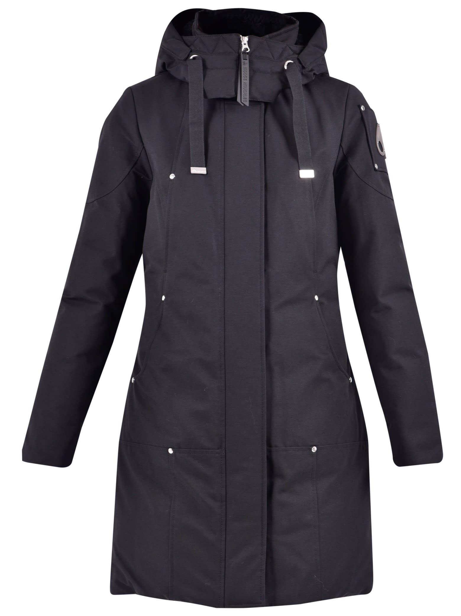 Moose Knuckles Parka Coat