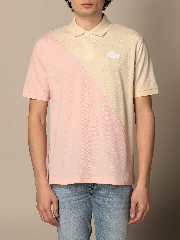 Lacoste L!ve Polo Shirt Polo Shirt Men Lacoste L!ve