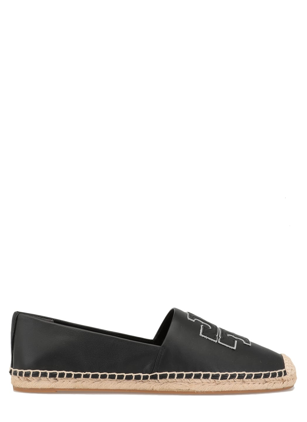 Buy Tory Burch Ines Espadrille online, shop Tory Burch shoes with free shipping
