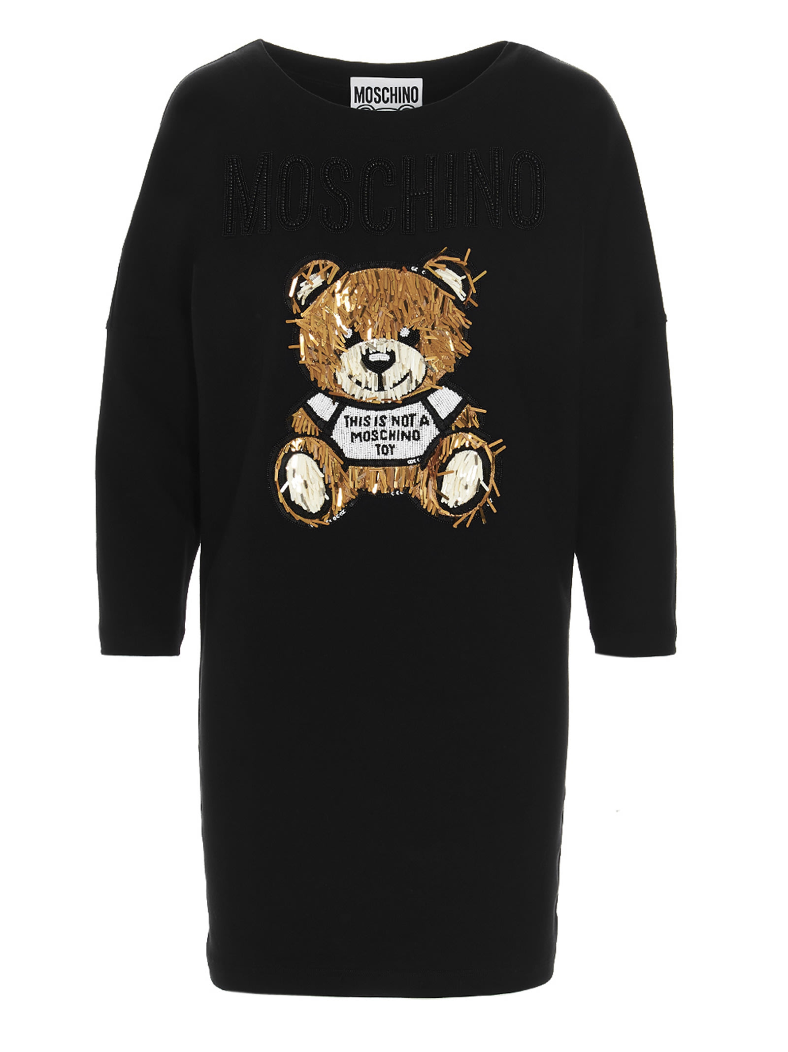 Moschino TEDDY DRESS