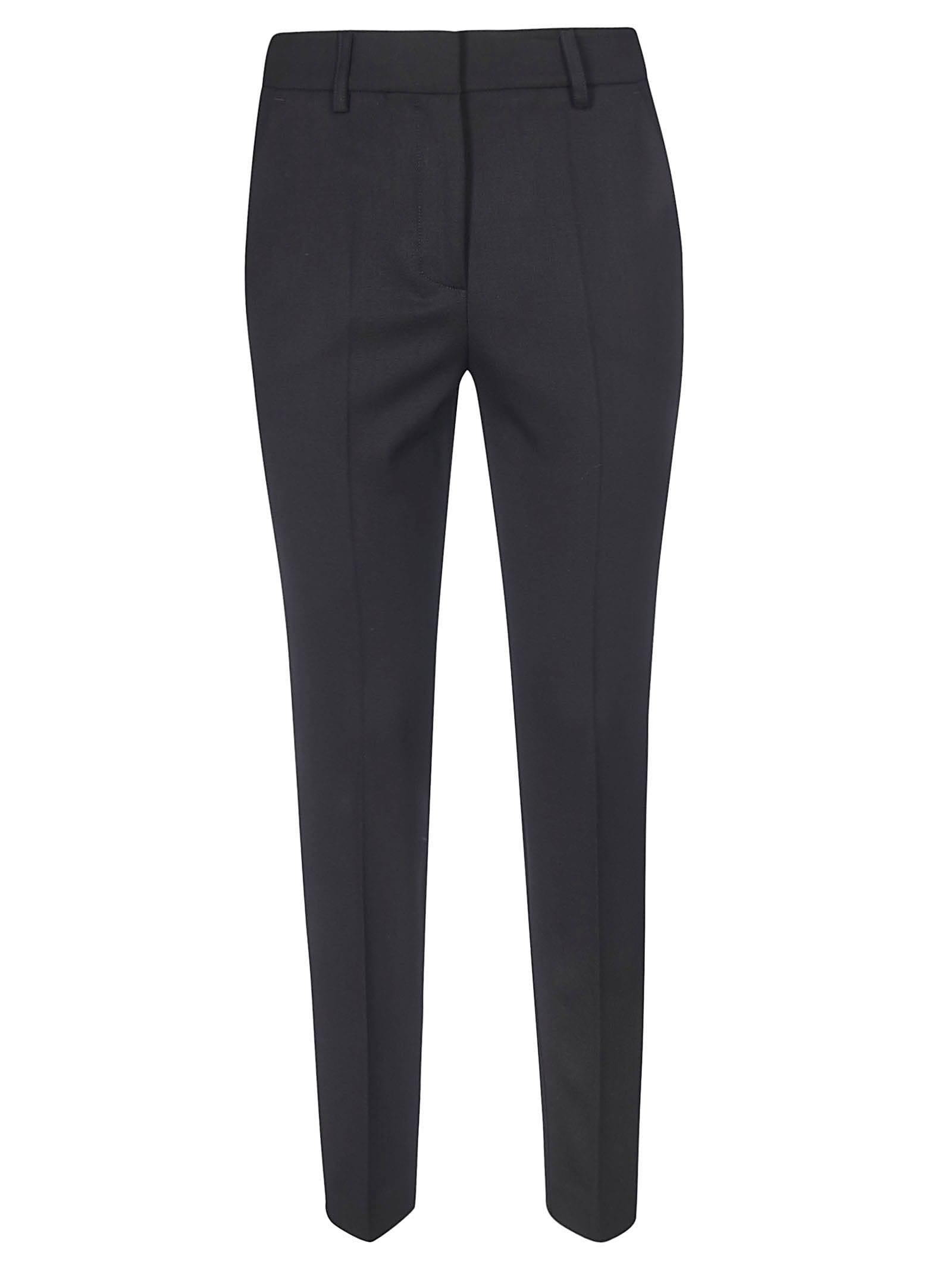 Parosh Thigh Fit Classic Trousers