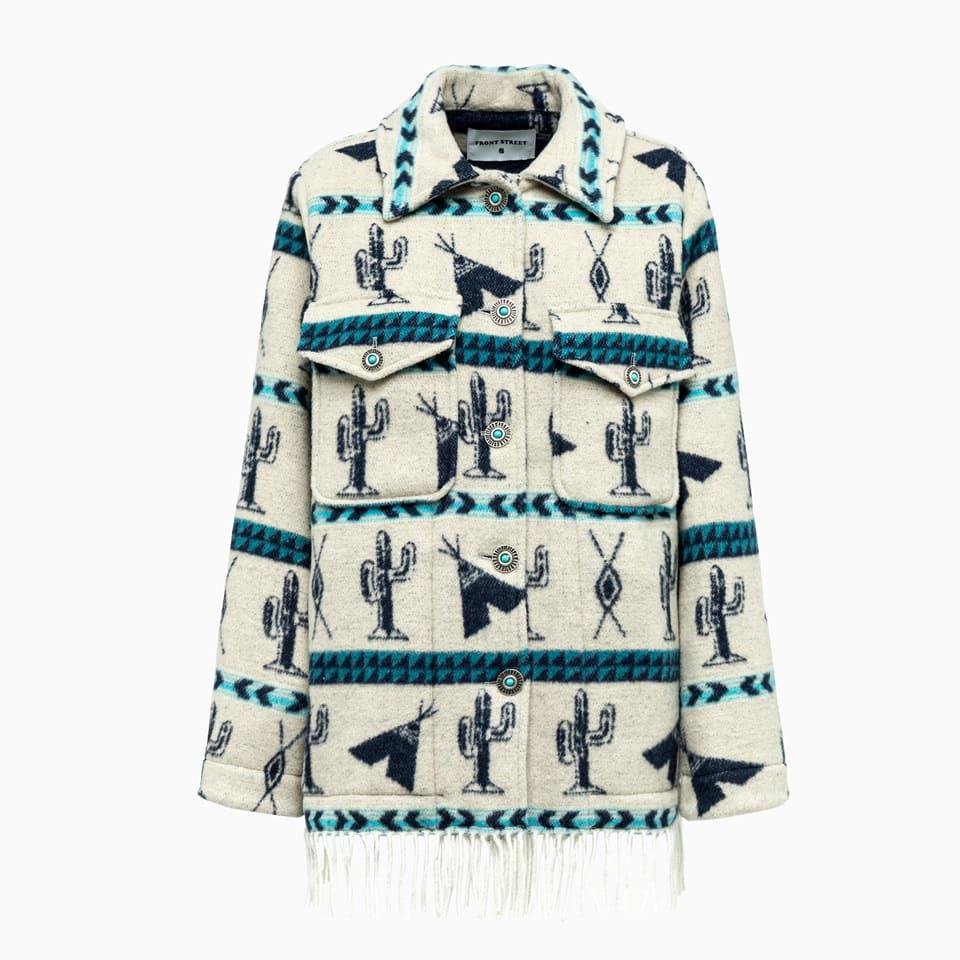 Franges Shirt Cactus Frontstreet 50850-5573
