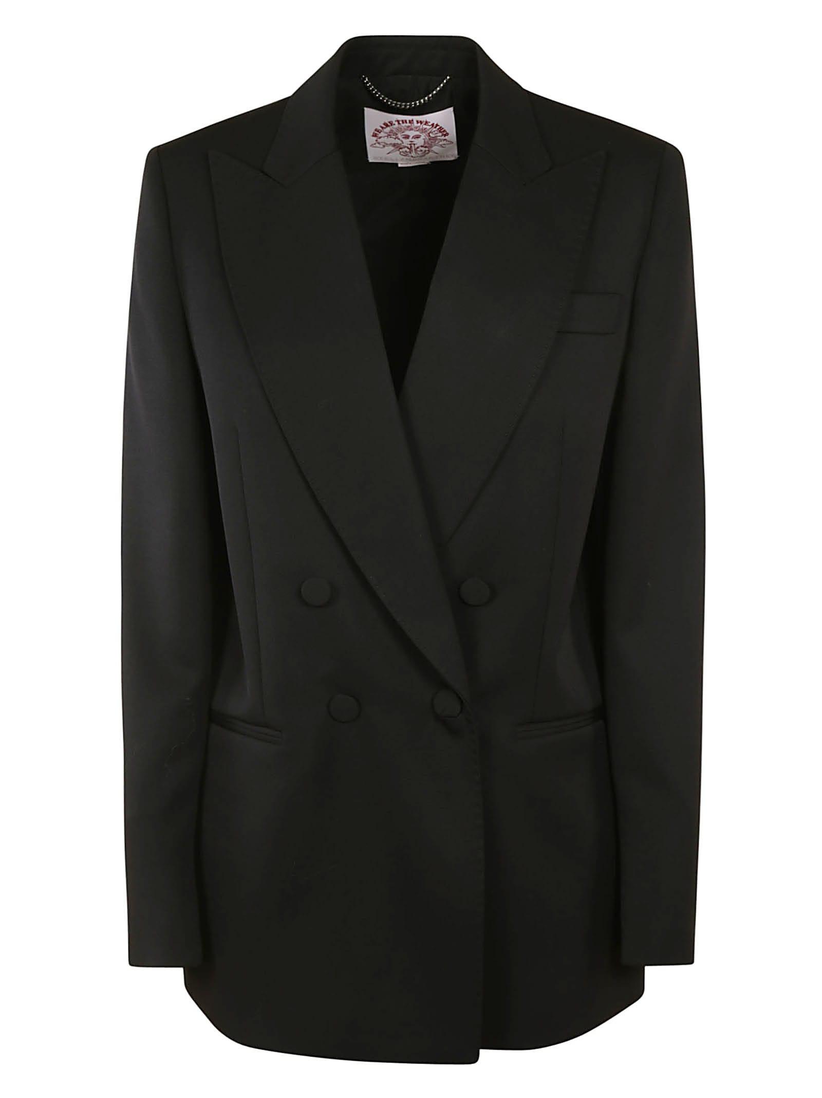 Stella McCartney Oversized Double-breasted Blazer