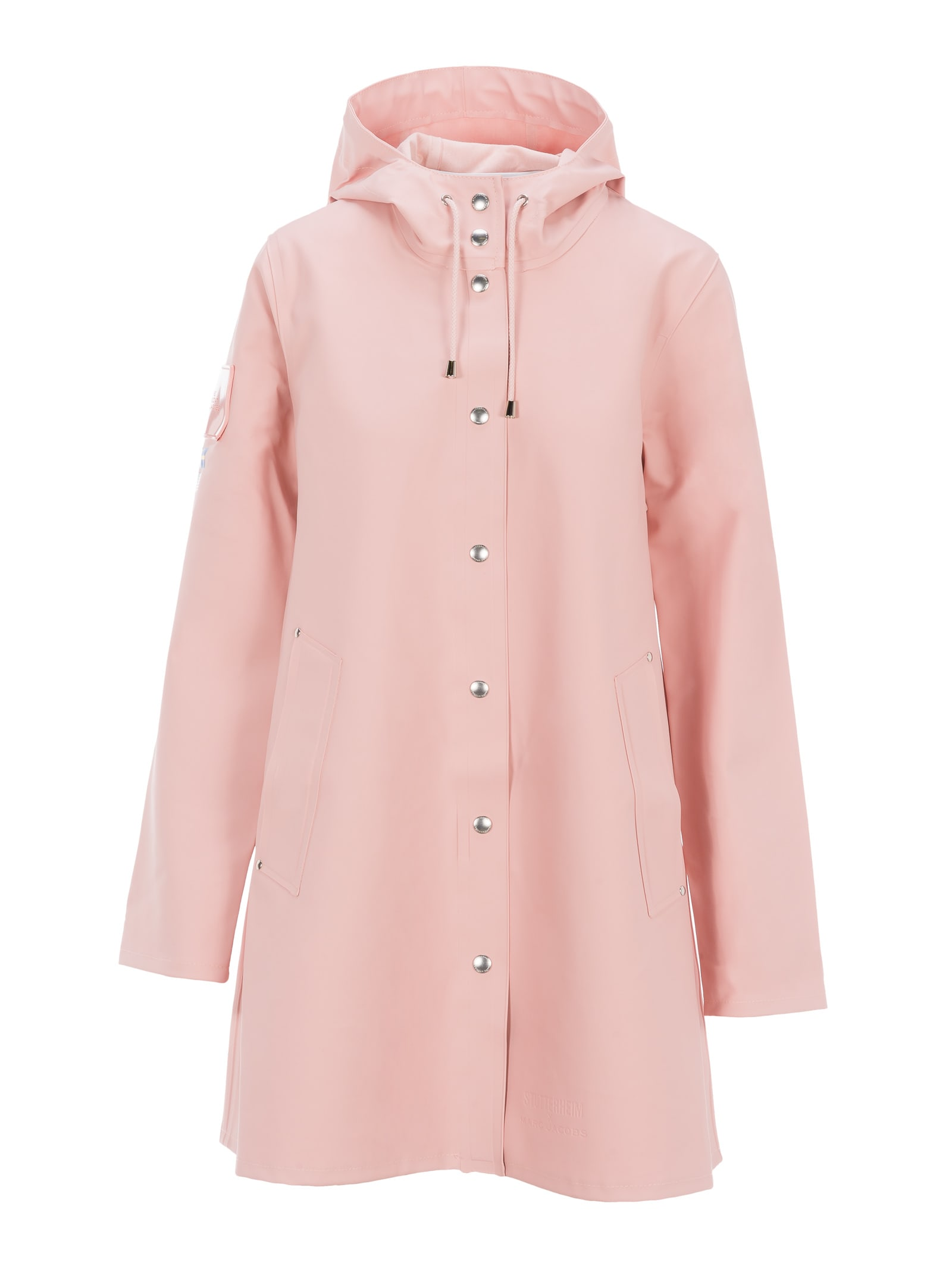 Photo of  Marc Jacobs Stutterheim X Marc Jacobs The Raincoat- shop Marc Jacobs jackets online sales