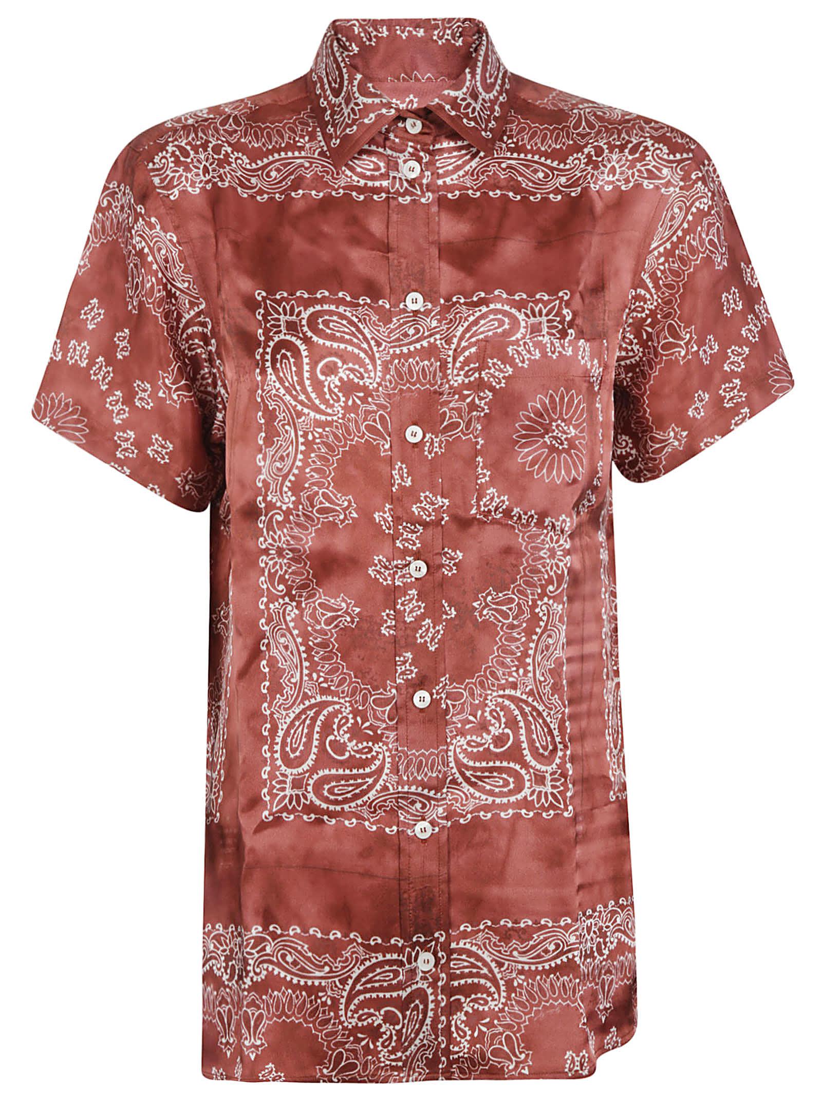 Golden Goose Shirts CLARISSA PAJAMA SHIRT
