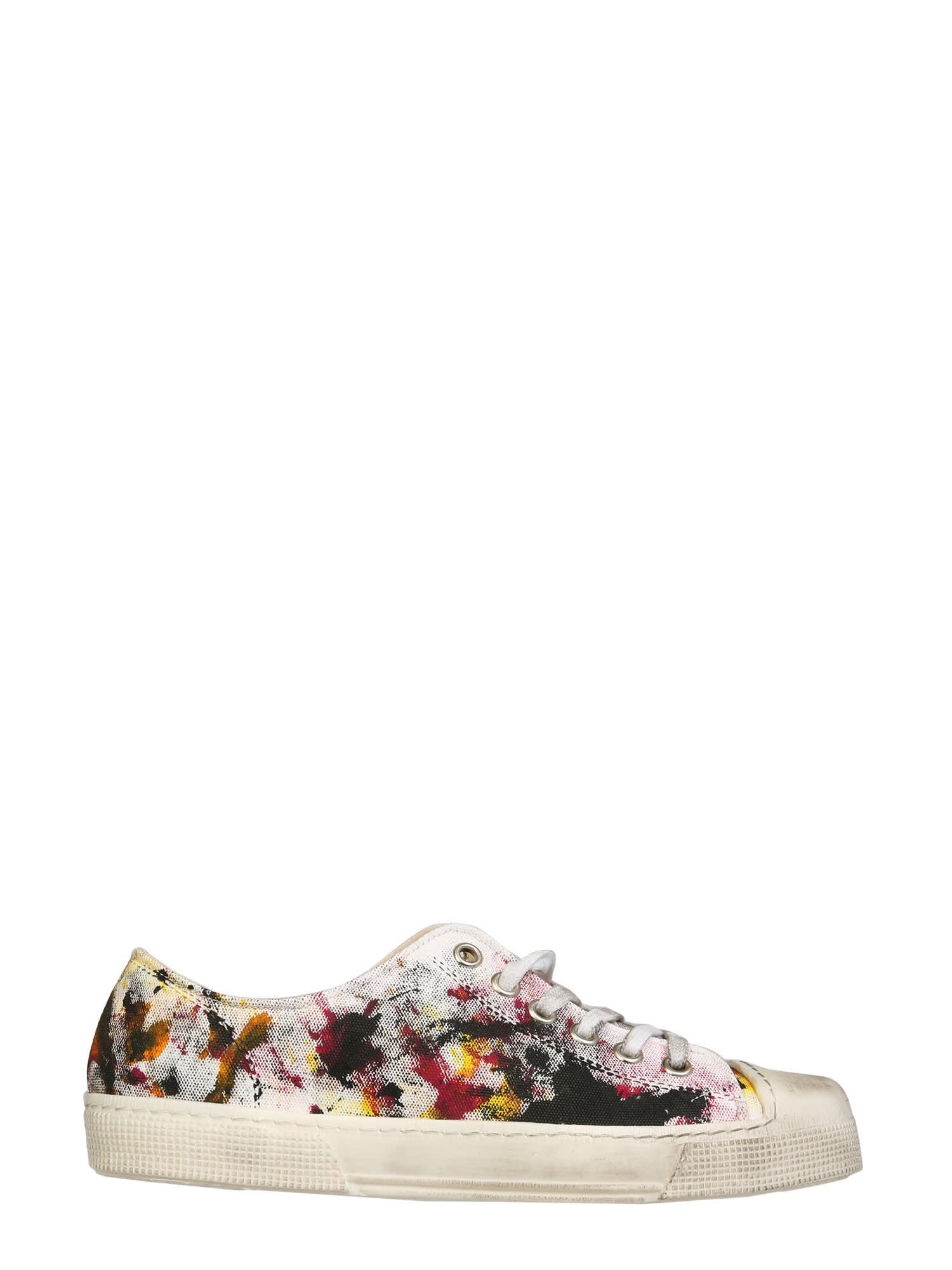 Jean Michel Low Sneakers