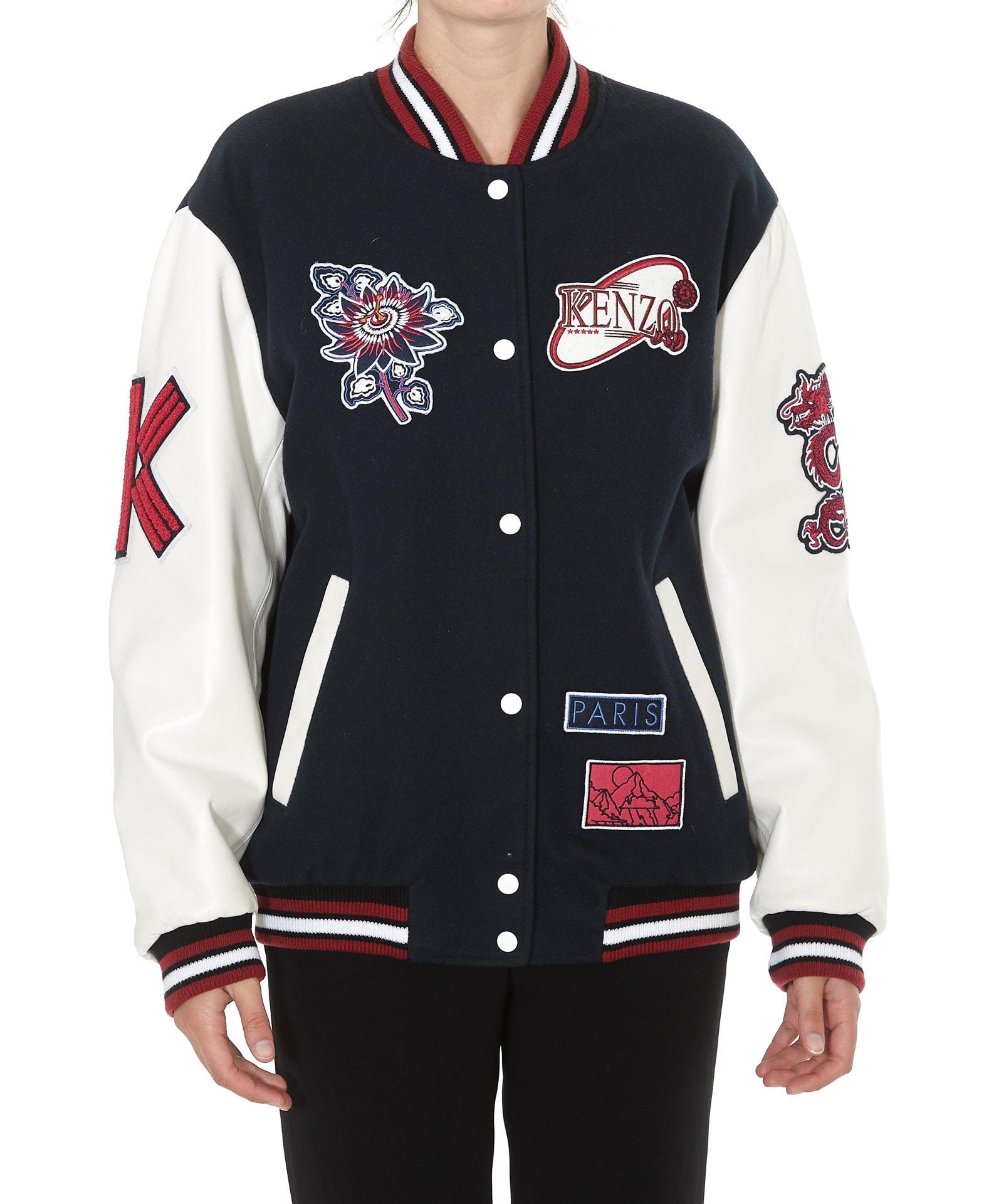 Kenzo Mountain Varsity Bomber Jacket