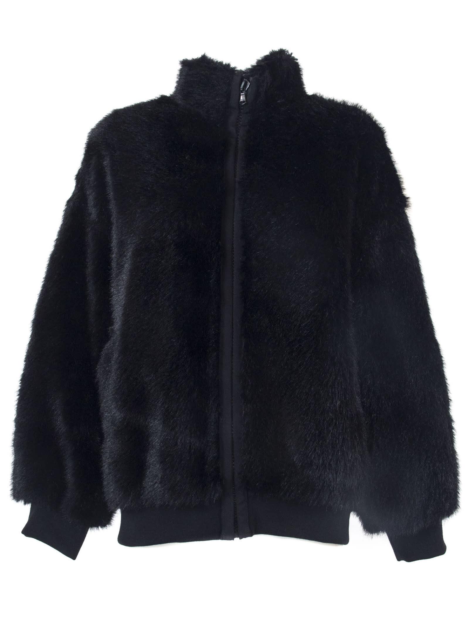 Moschino Short Faux Fur