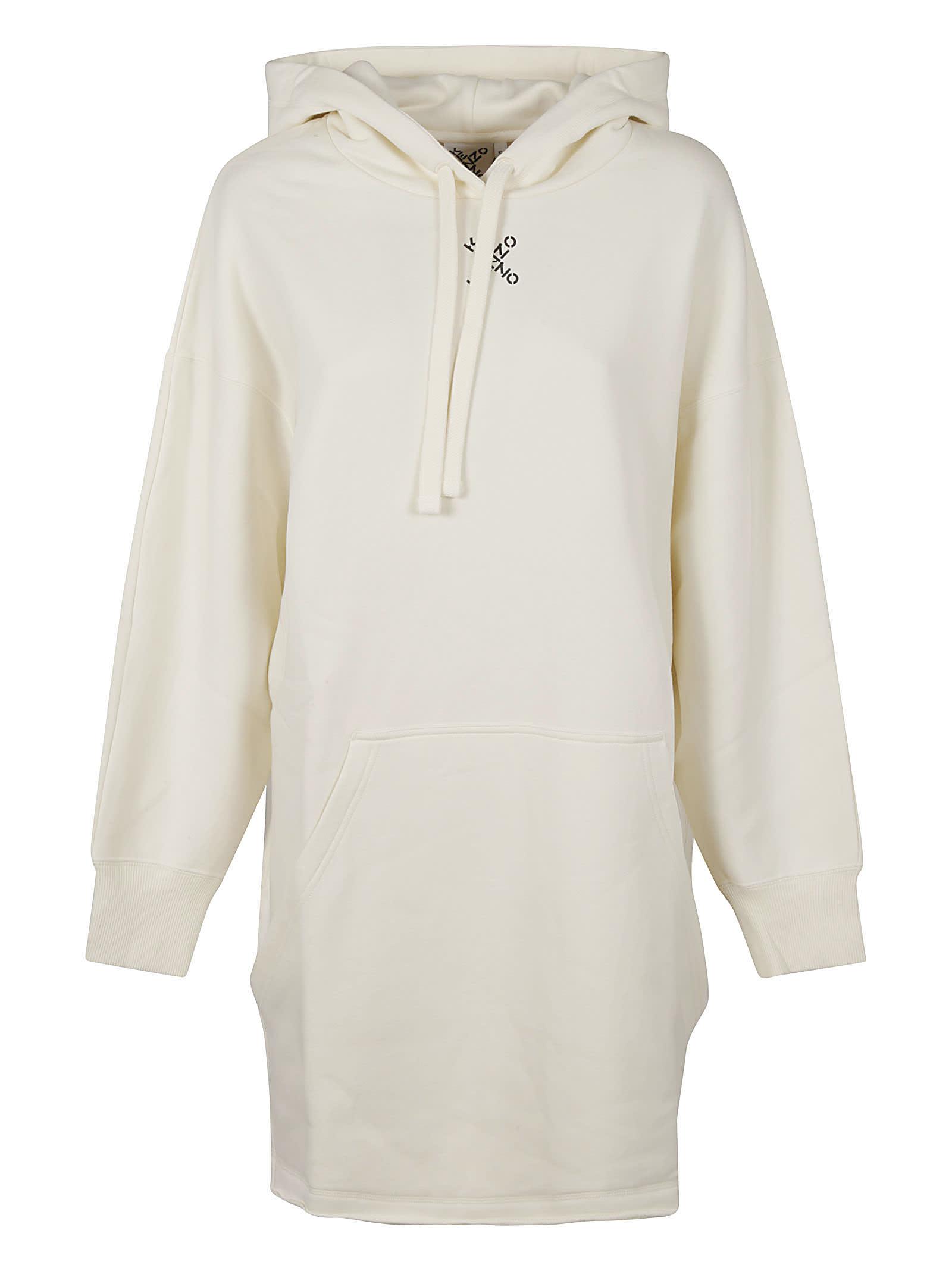 Buy Kenzo Sport Hoodie Dress online, shop Kenzo with free shipping
