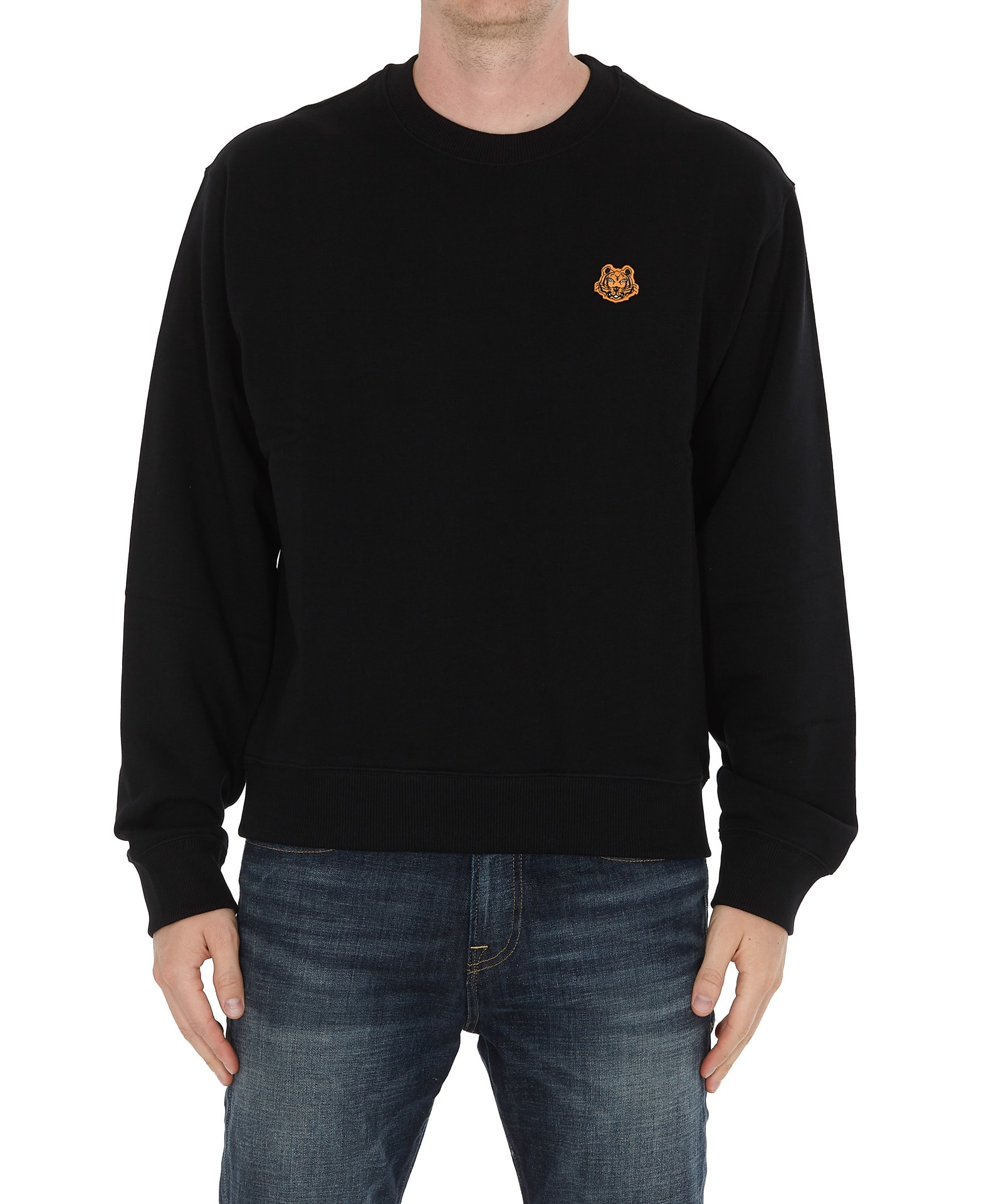 Tiger Crest Sweatshirt