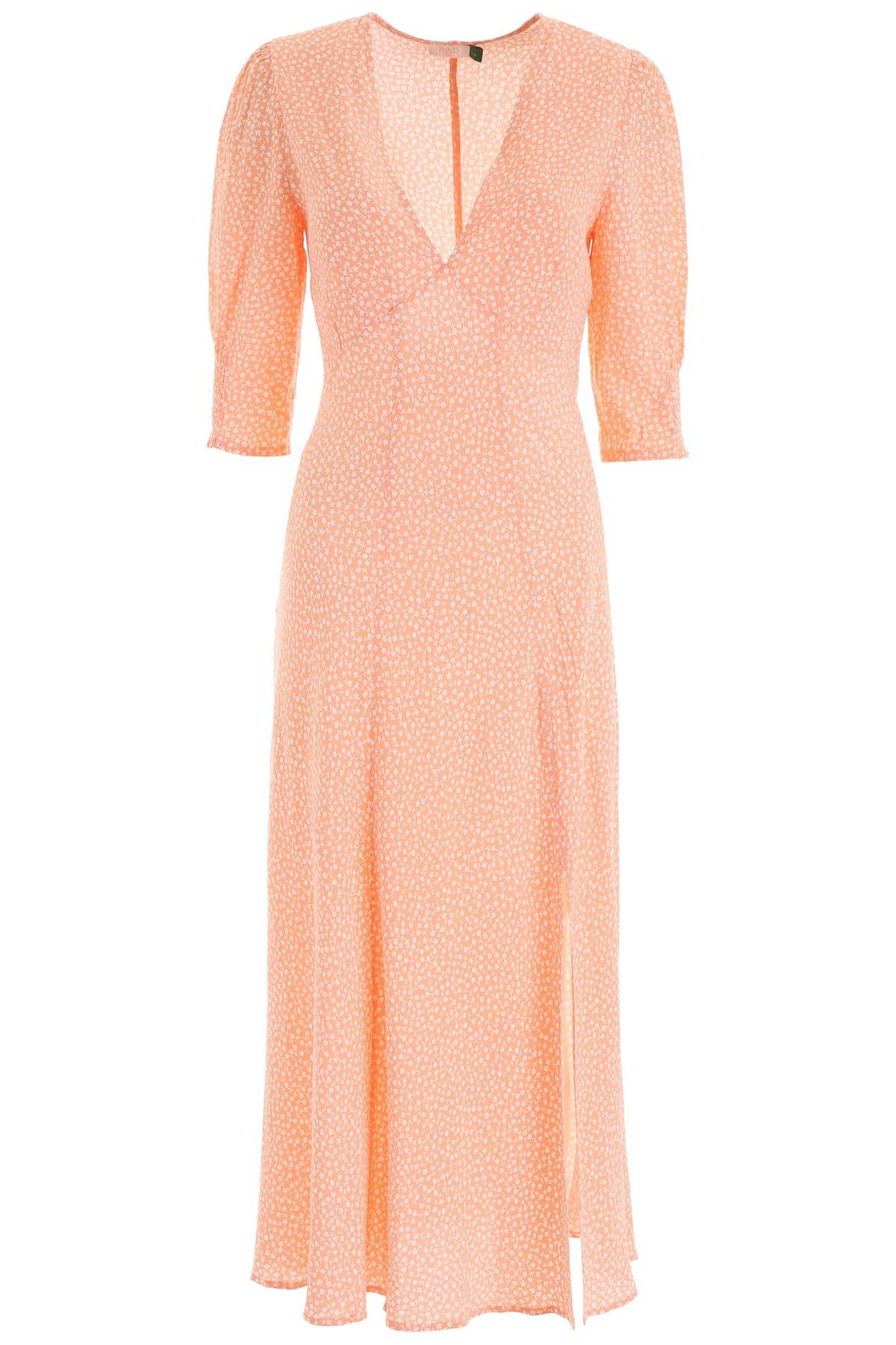 RIXO Martha Long Dress