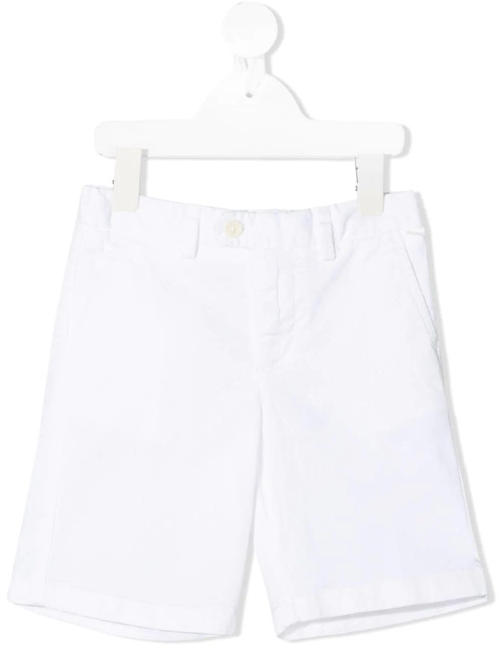 Elasticated Bermuda Shorts