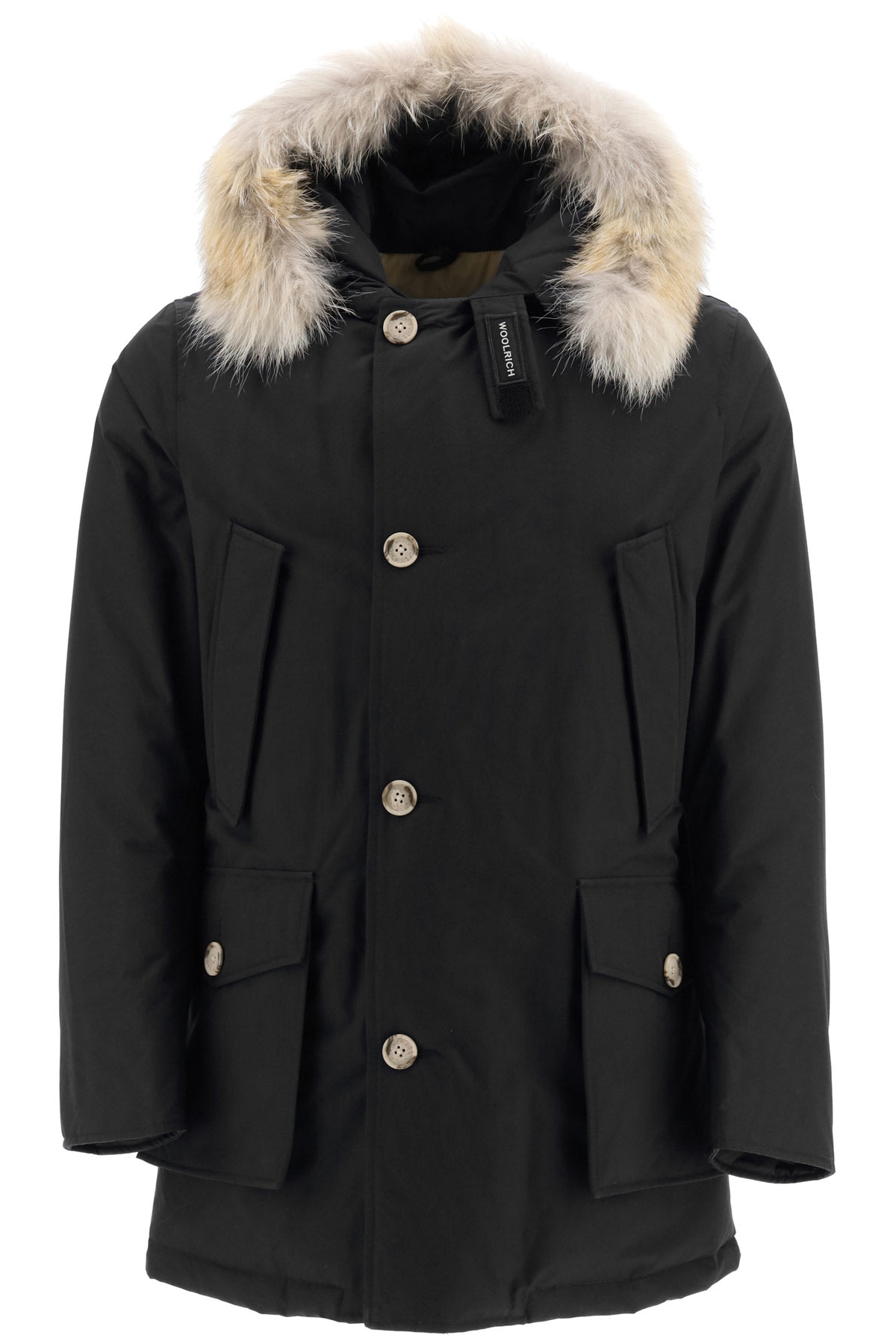 Woolrich ARCTIC PARKA WITH COYOTE FUR