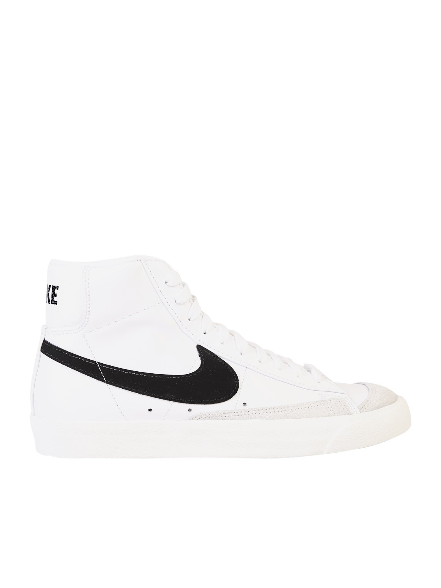 Nike Blazer Mid 77 Vintage Leather Sneakers