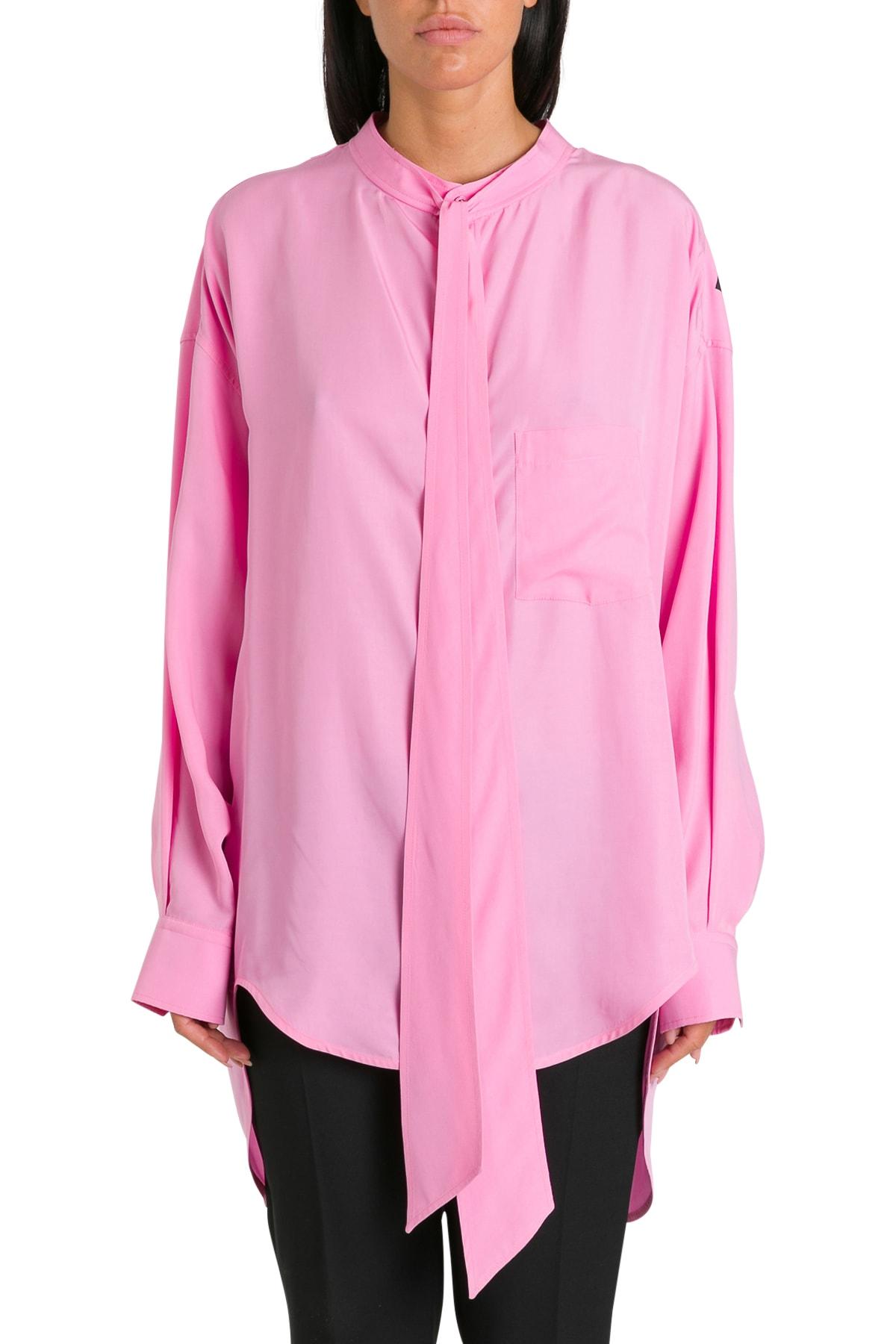 Balenciaga Oversized Shirt