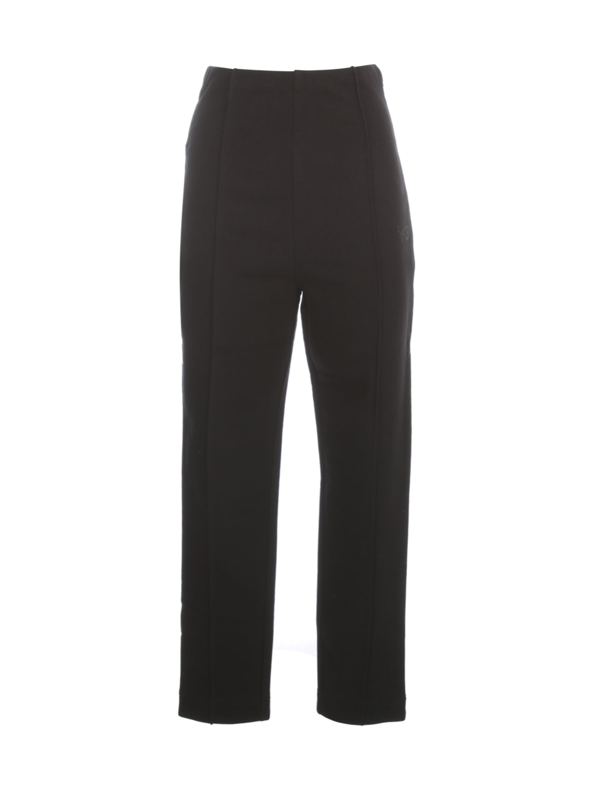 Y-3 High Waisted Knitted Pants