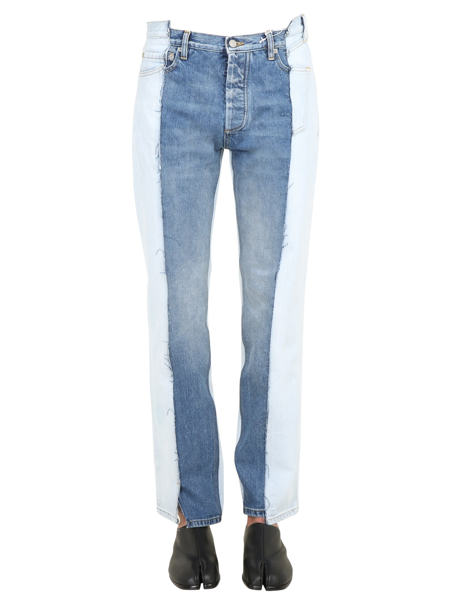 Maison Margiela SPLICED JEANS