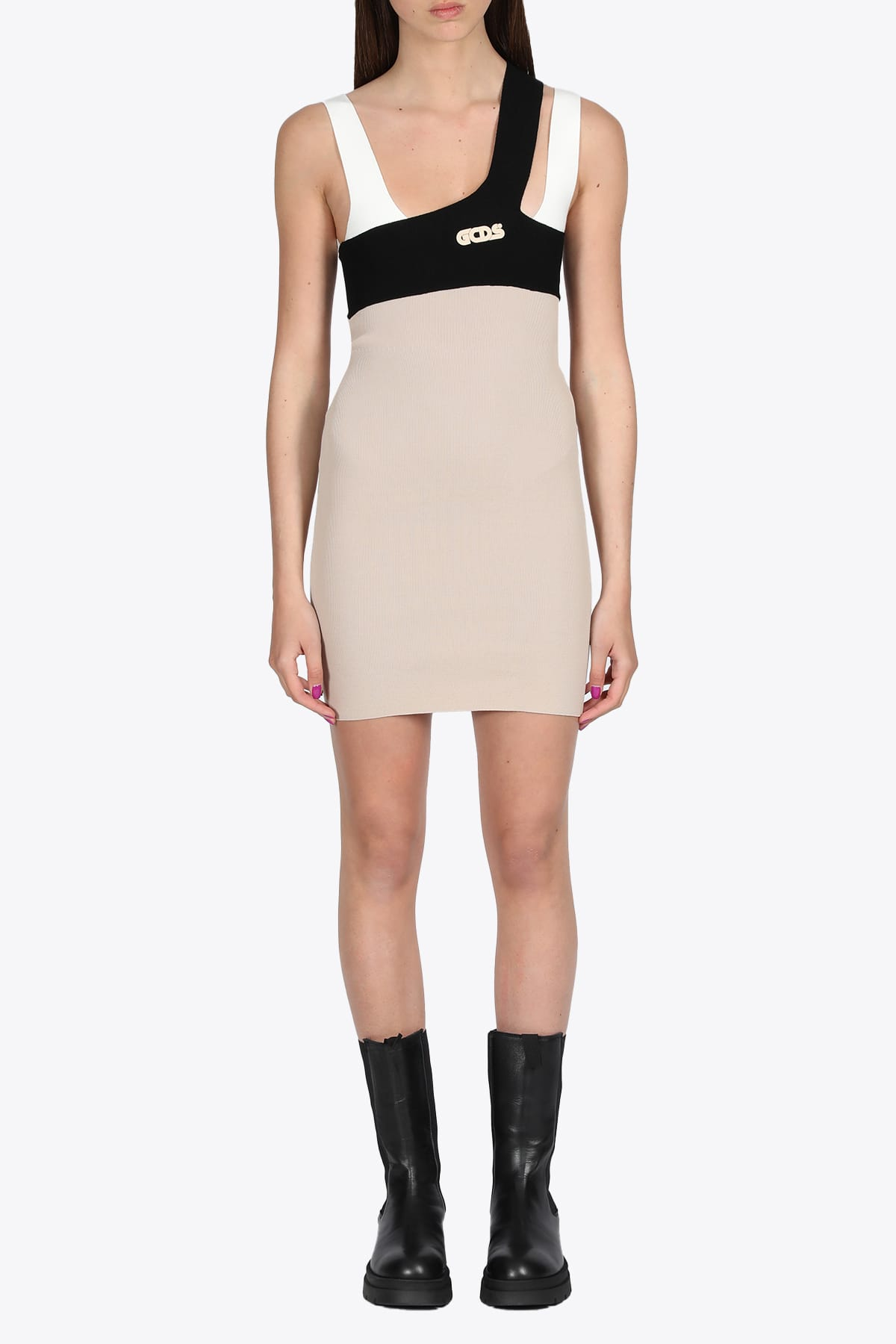 Buy Layer Dress online, shop GCDS with free shipping