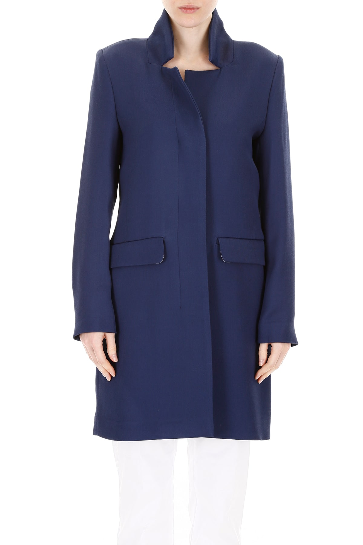 Closed Pori Coat
