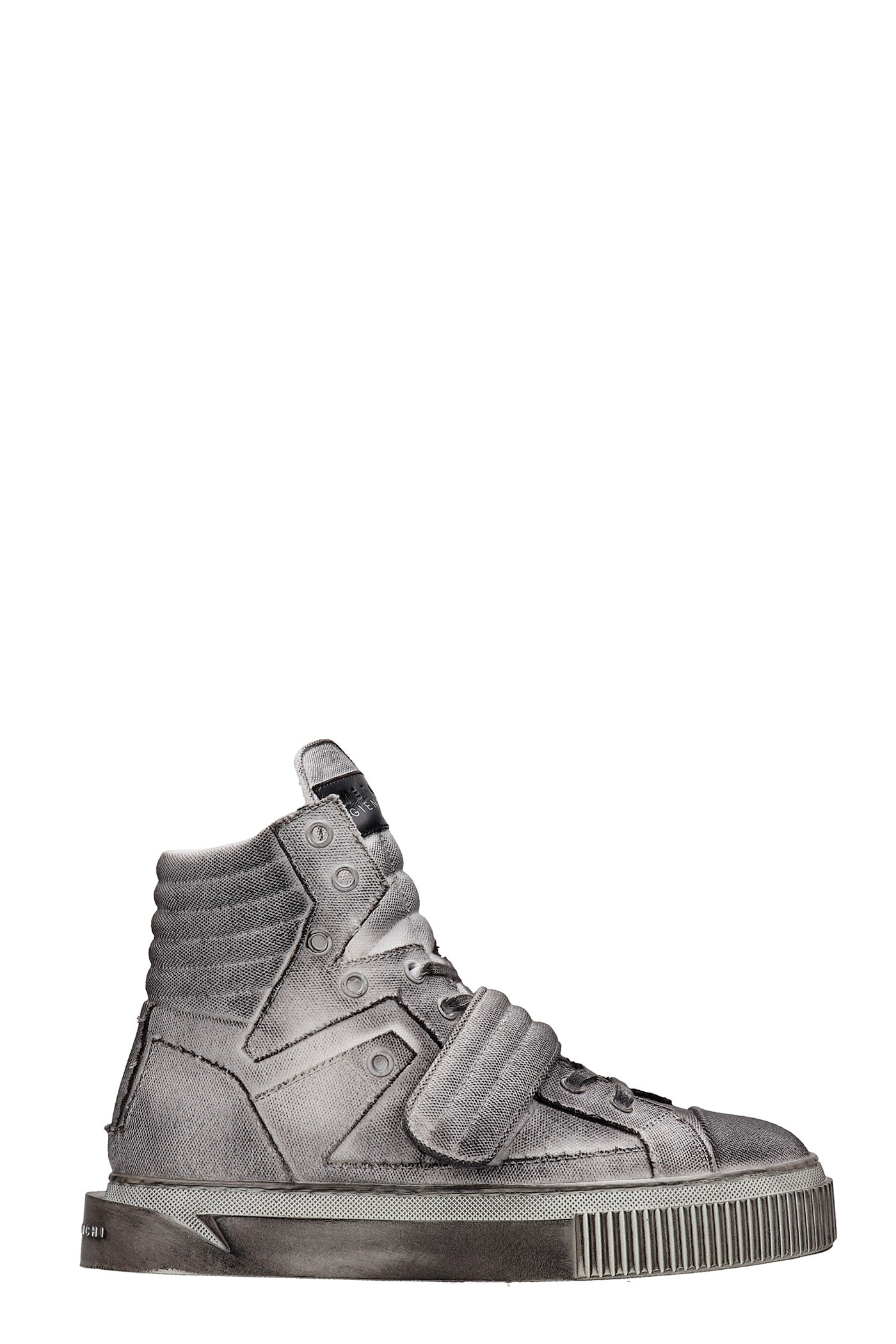 Hypnos Sneakers In White Canvas
