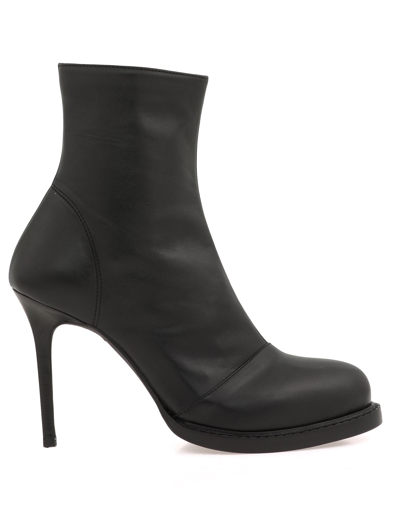 Ann Demeulemeester Ankle Boot
