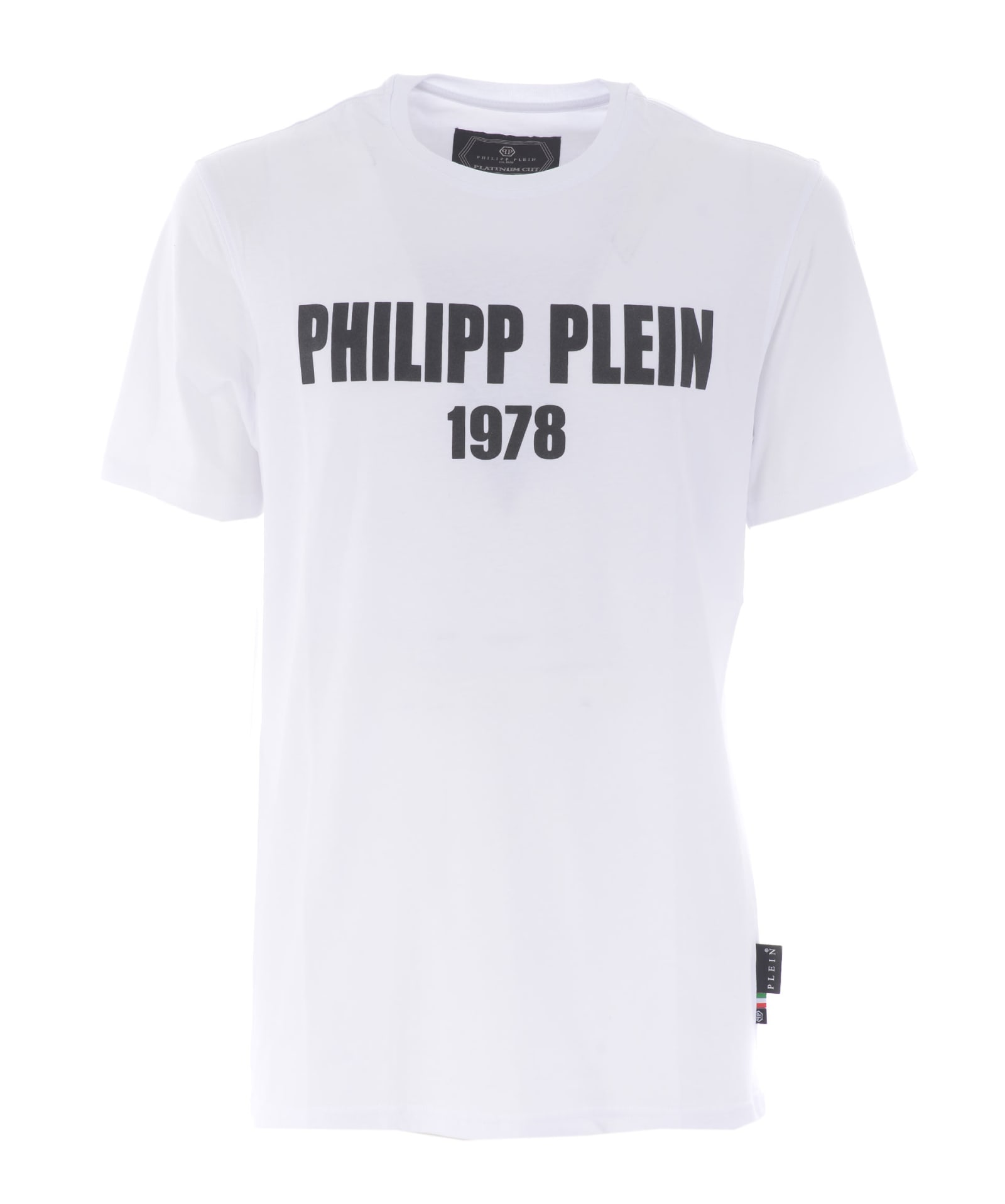 Philipp Plein Short Sleeve T-Shirt