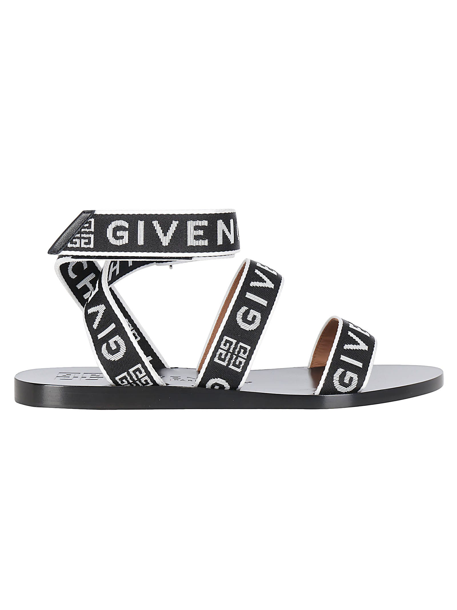 Givenchy Givenchy Sandals - Black/white